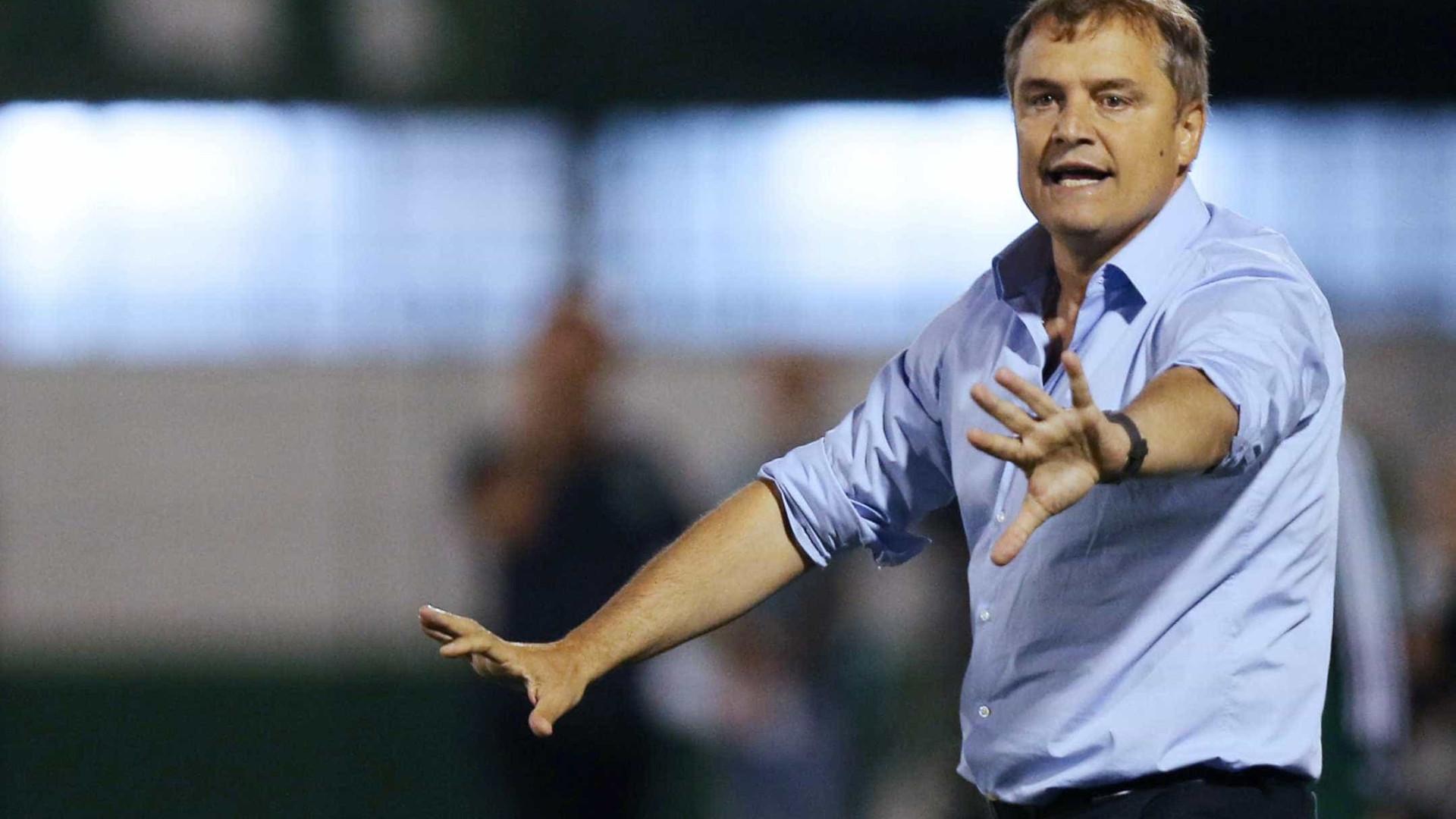 Aguirre não deve mexer no Inter para duelo com a Chapecoense