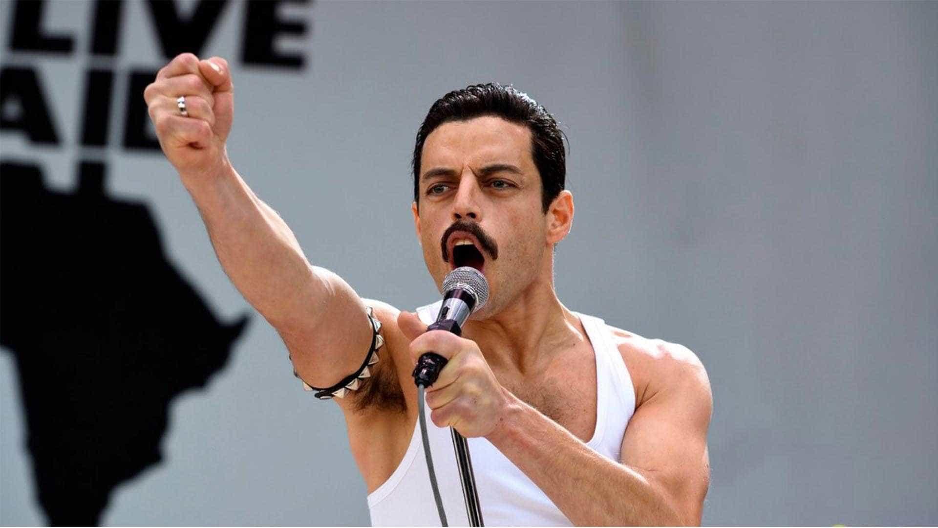 O mito Freddie Mercury chega às telonas