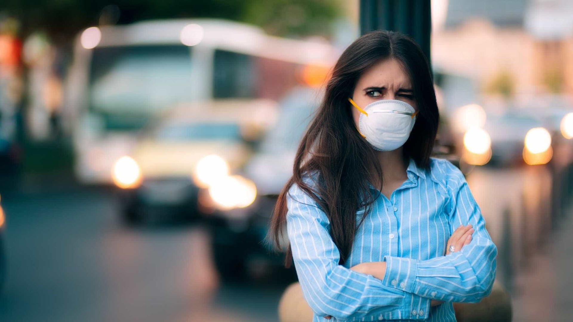 5 maneiras de se proteger do envelhecimento causado pela poluição