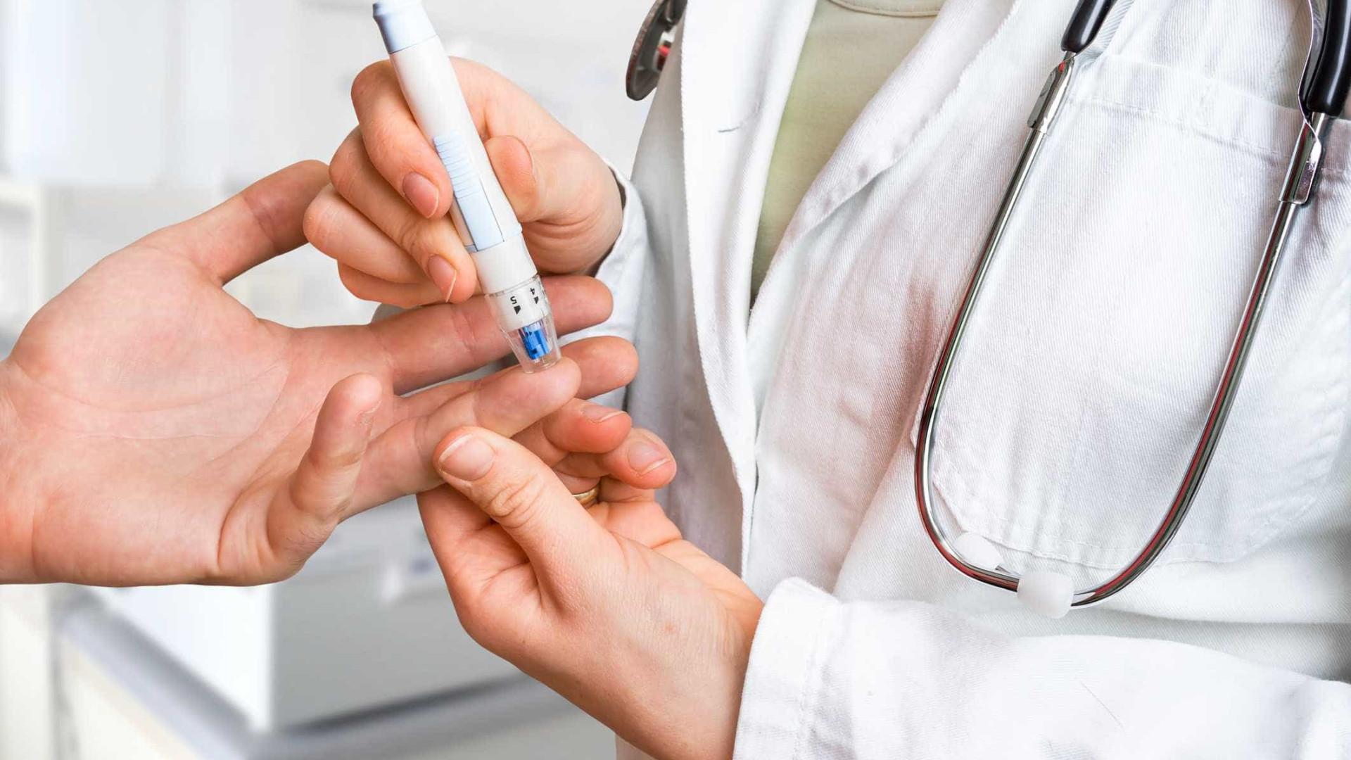 Doenças cardiovasculares são a principal causa de morte no diabetes