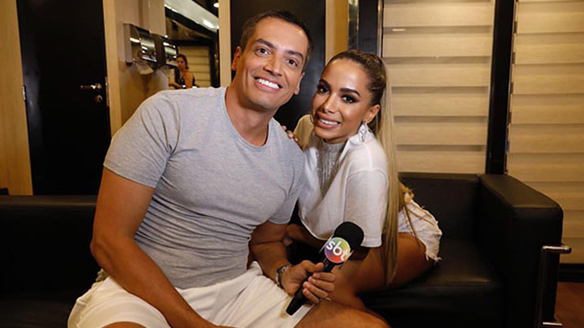 Esquema de Anitta e Léo Dias contra famosos é desmascarado