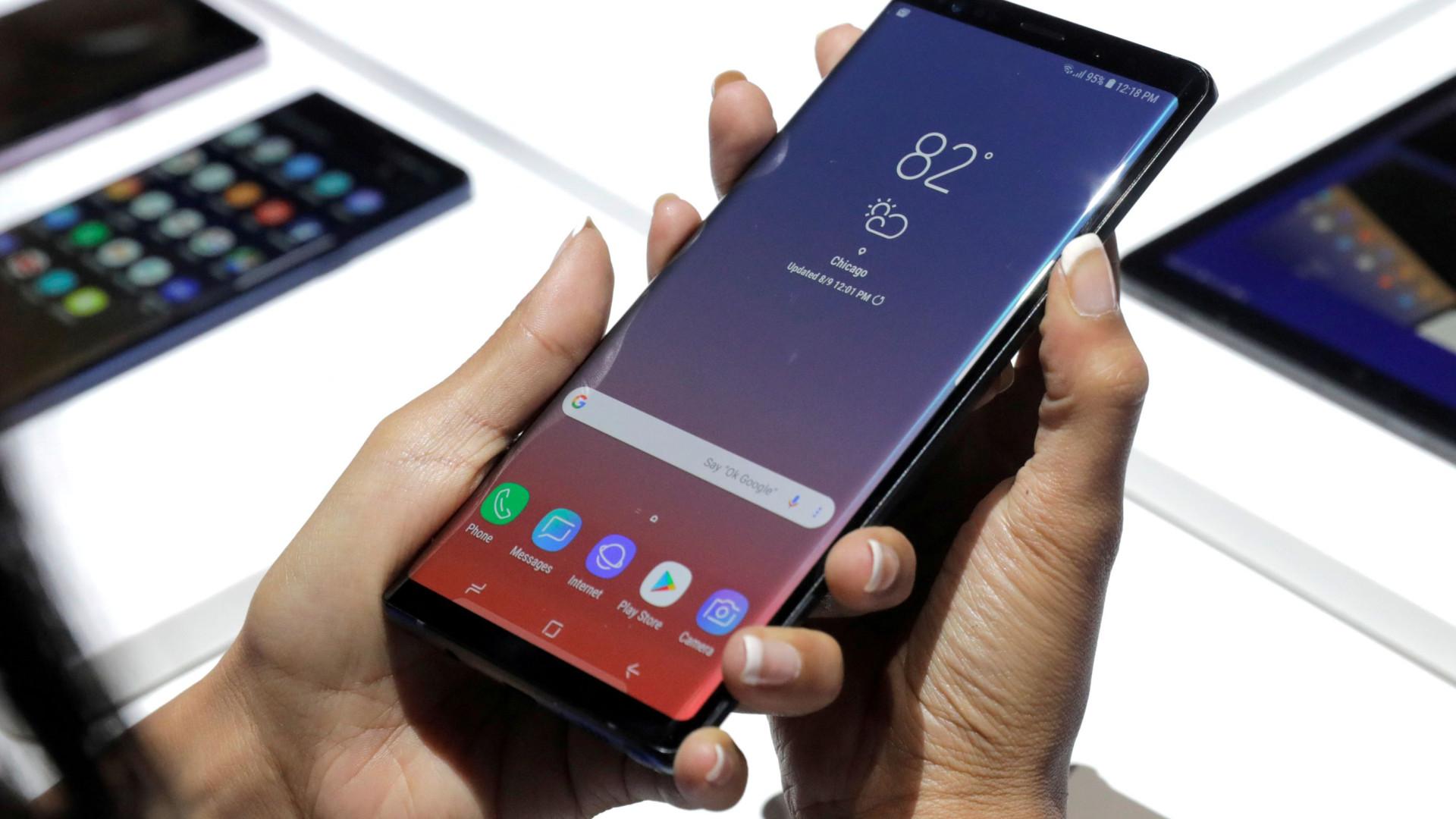 Galaxy Note 10 poderá ter dois tamanhos diferentes