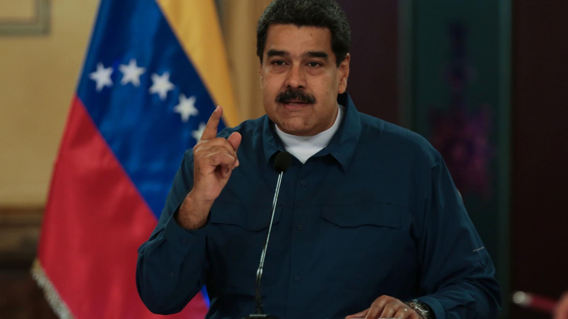 Igreja Católica diz que novo mandato de Maduro é ilegal