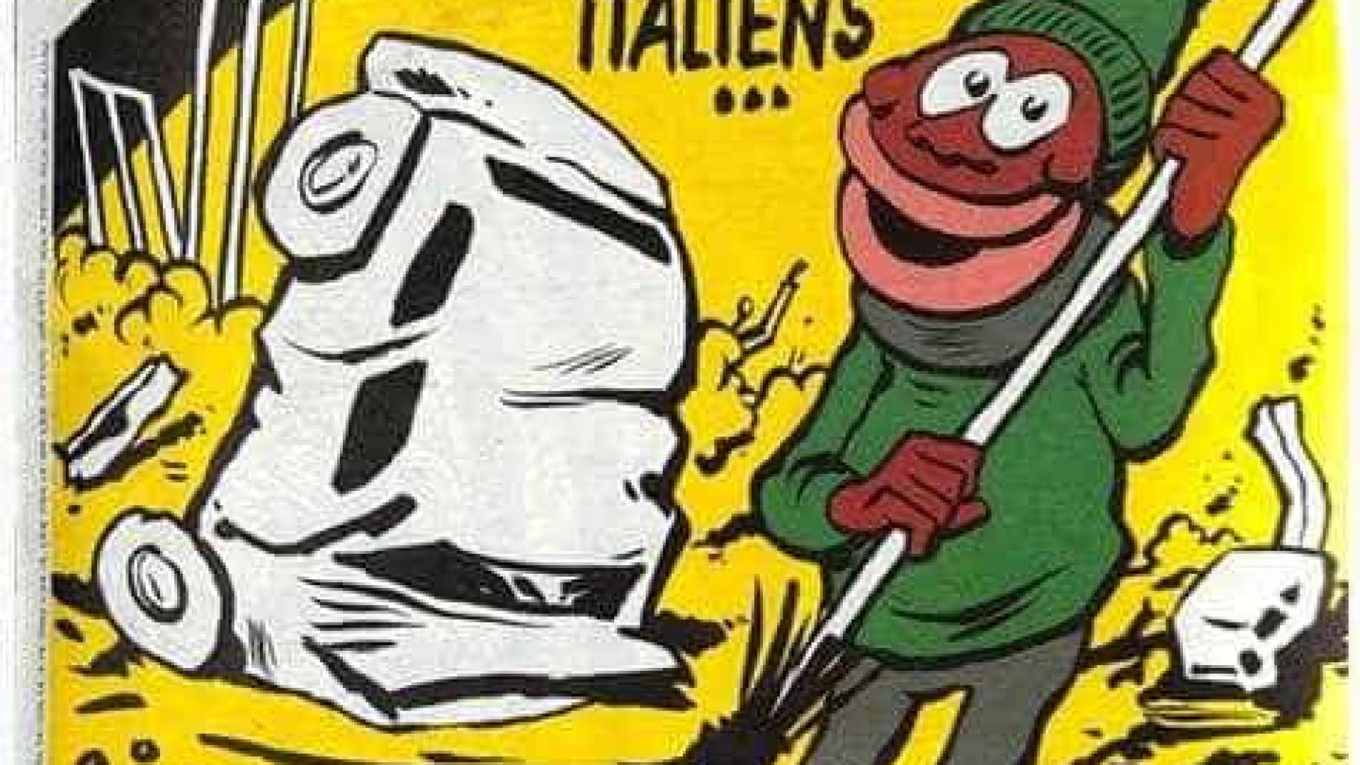 'Charlie Hebdo' ironiza queda de ponte em Gênova