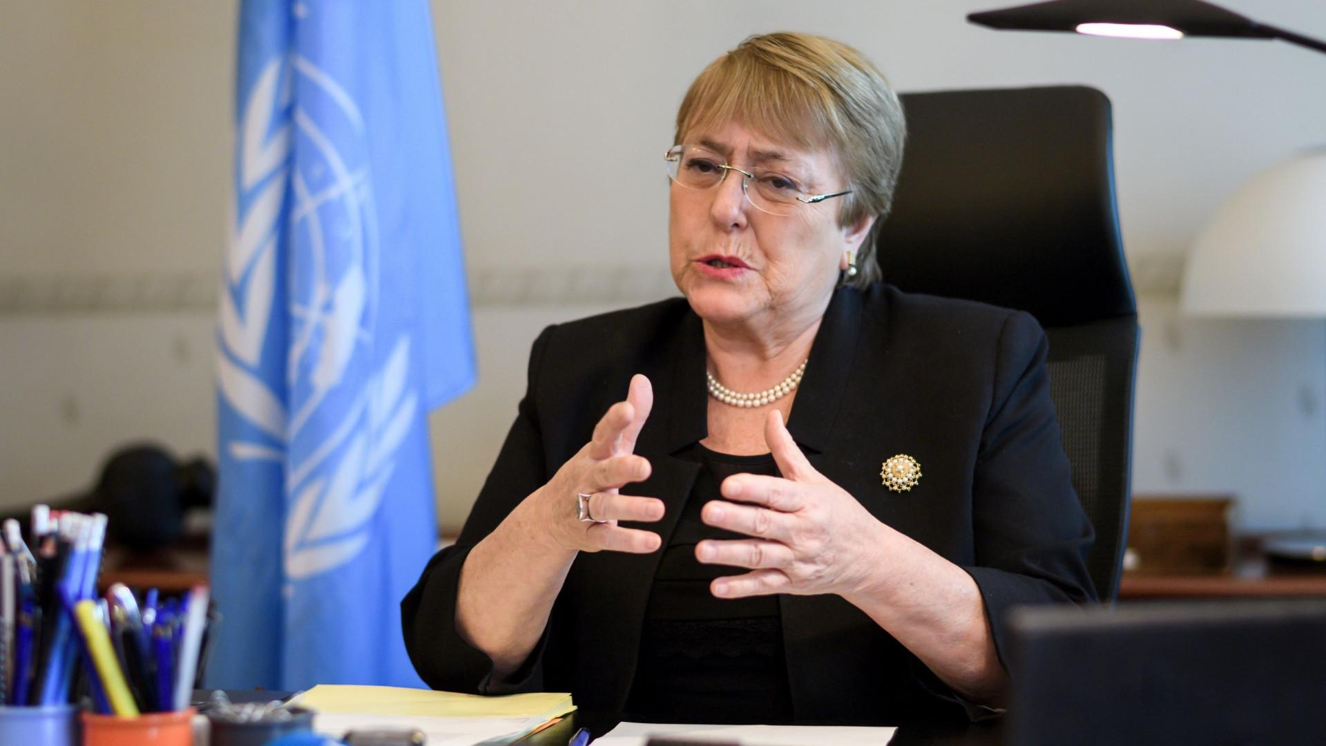 ONU contra uso excessivo da força policial na Bolívia