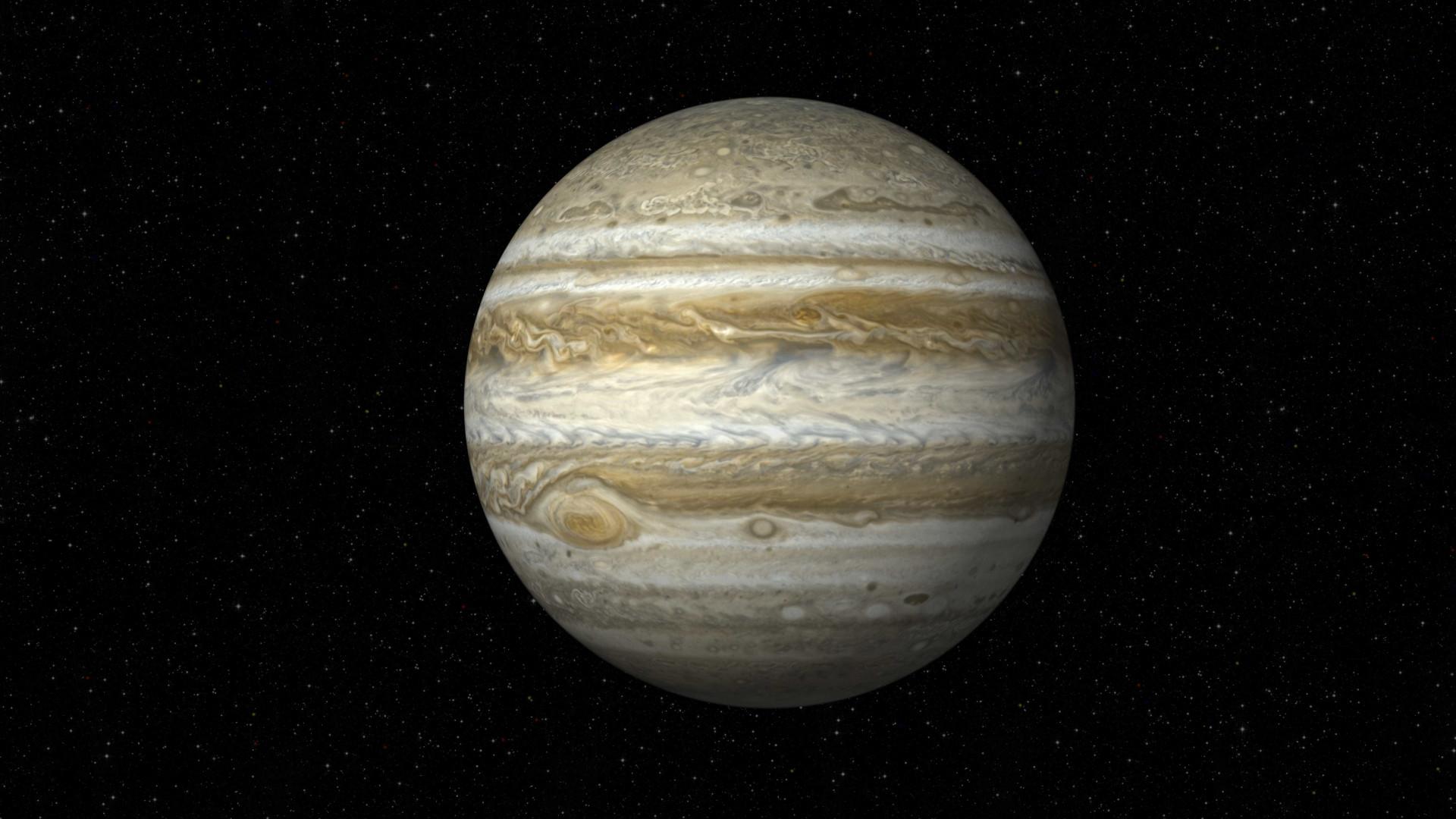 Cientistas encontram água na Grande Mancha Vermelha de Júpiter