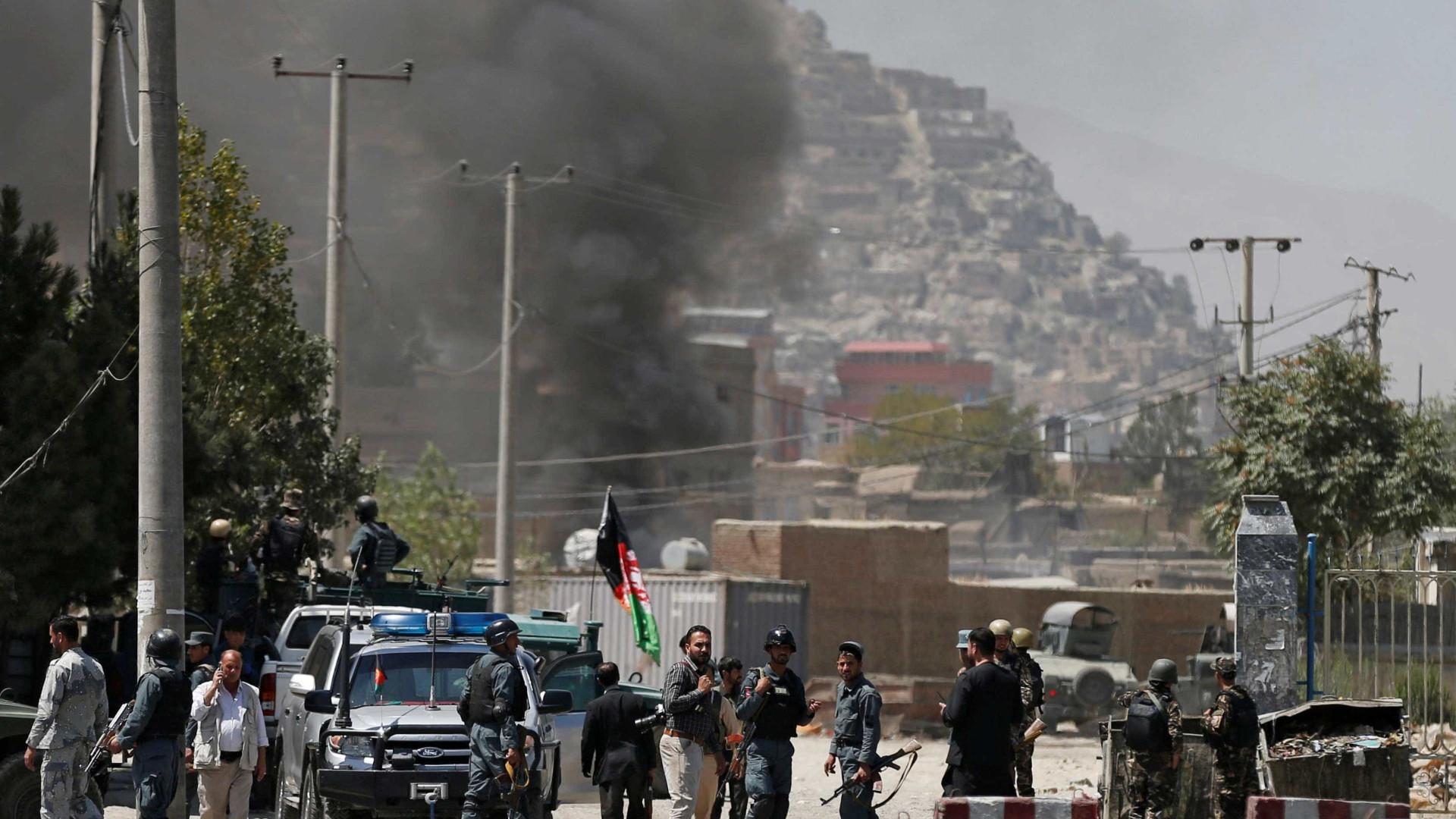 Talibãs assumem autoria de ataque que deixou 5 mortos em Cabul