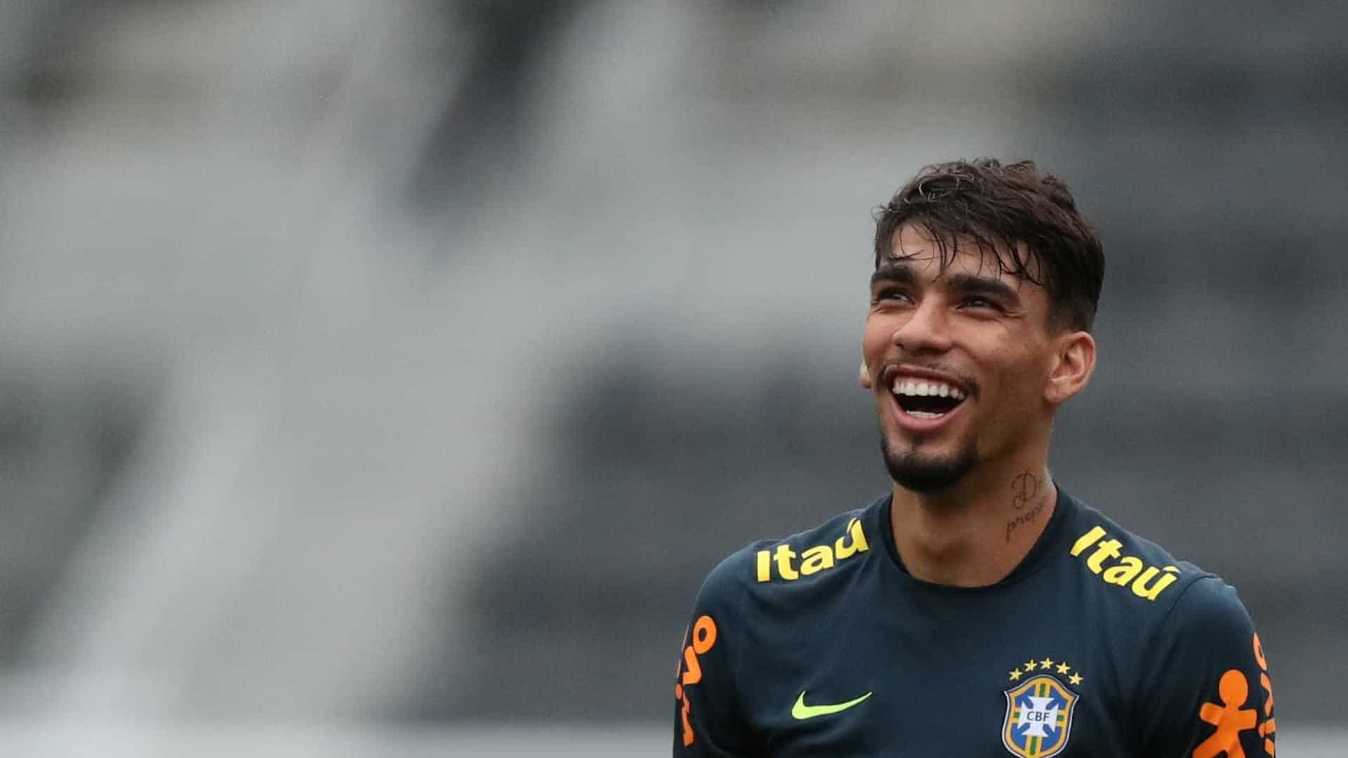 Lucas Paquetá é chamado para o lugar de Philippe Coutinho na seleção