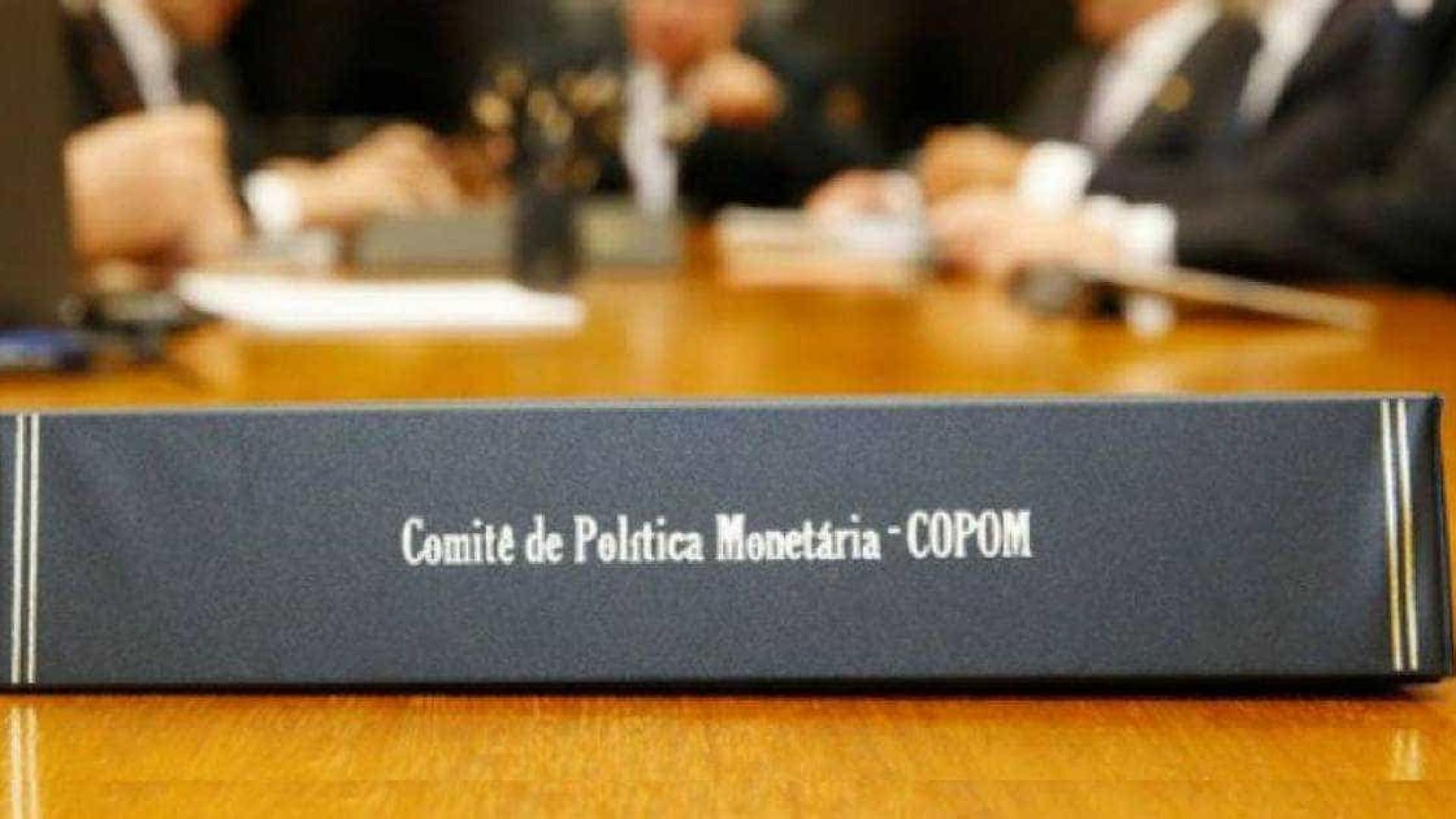 Copom inicia terceira reunião do ano para definir juros básicos