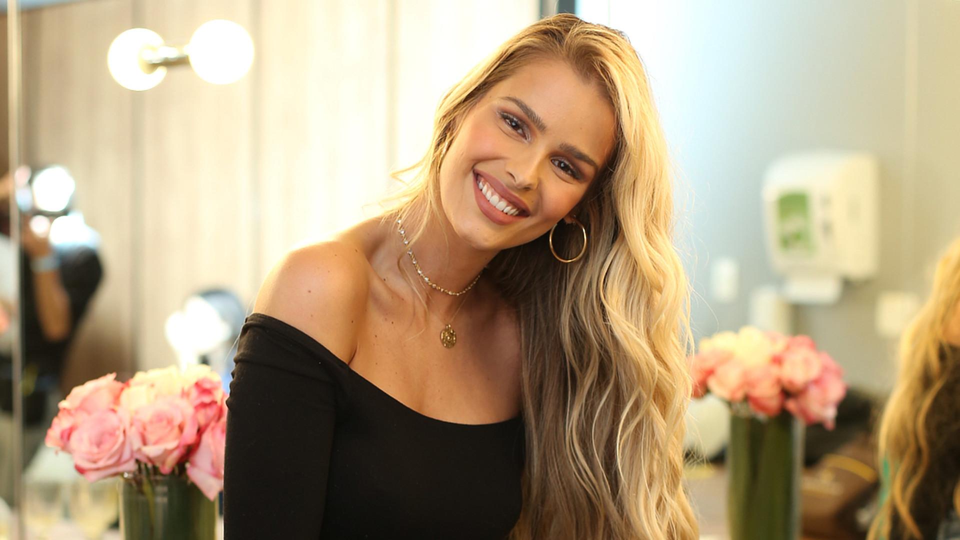 Yasmin Brunet perde R$ 7,9 mil em golpe de aplicativo de entregas