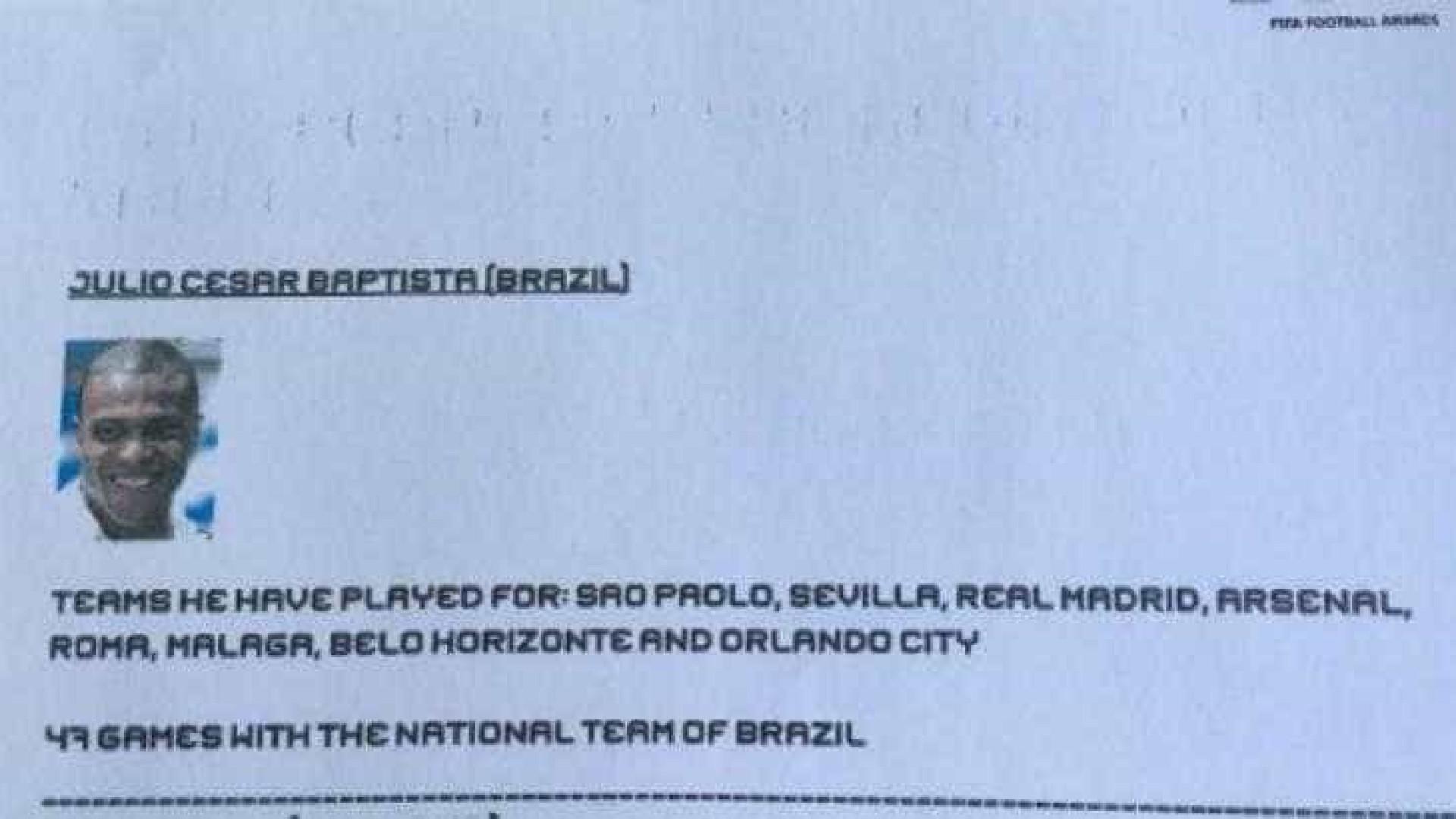 Fifa comete gafe e erra nome de clubes brasileiros em evento