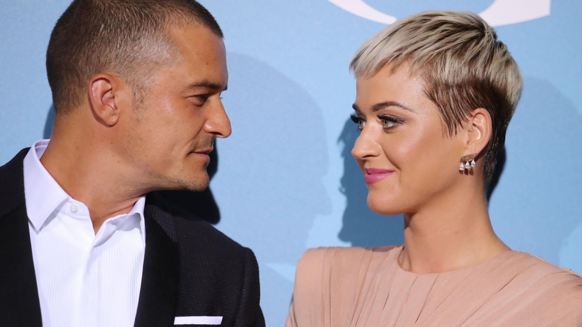 Orlando Bloom reciclou anel da ex para dar a Katy Perry, dizem fãs