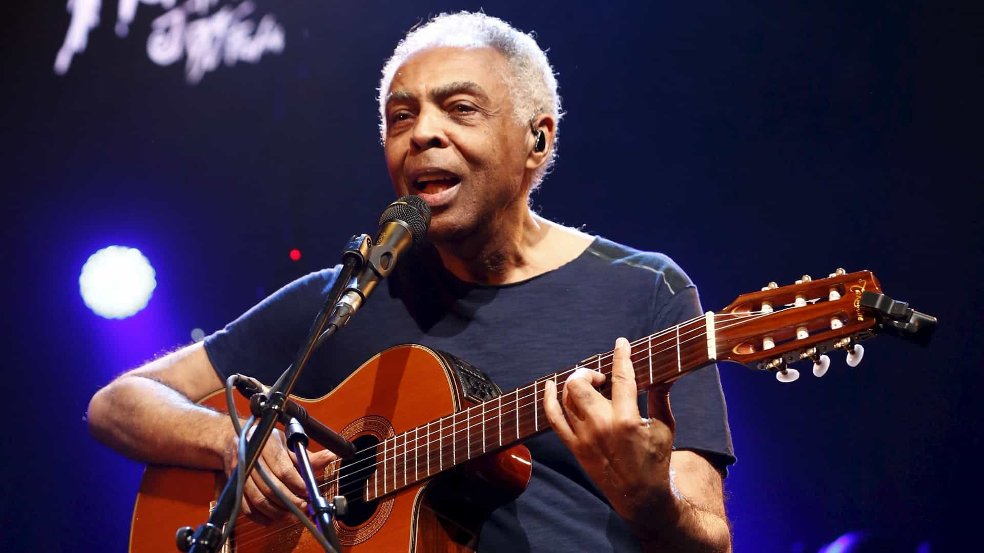26 de junho: aniversário de Gilberto Gil