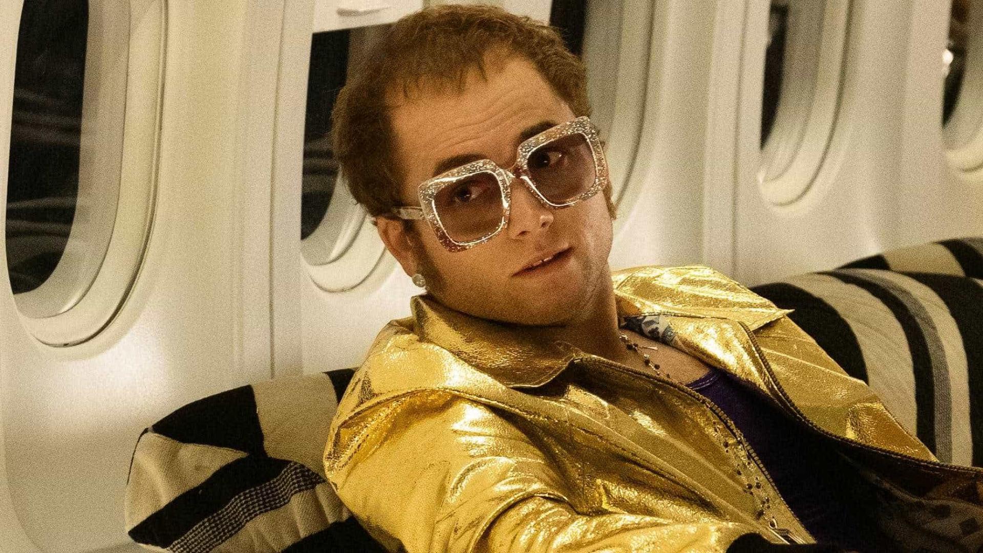 'Rocketman', sobre início da carreira de Elton John, ganha trailer