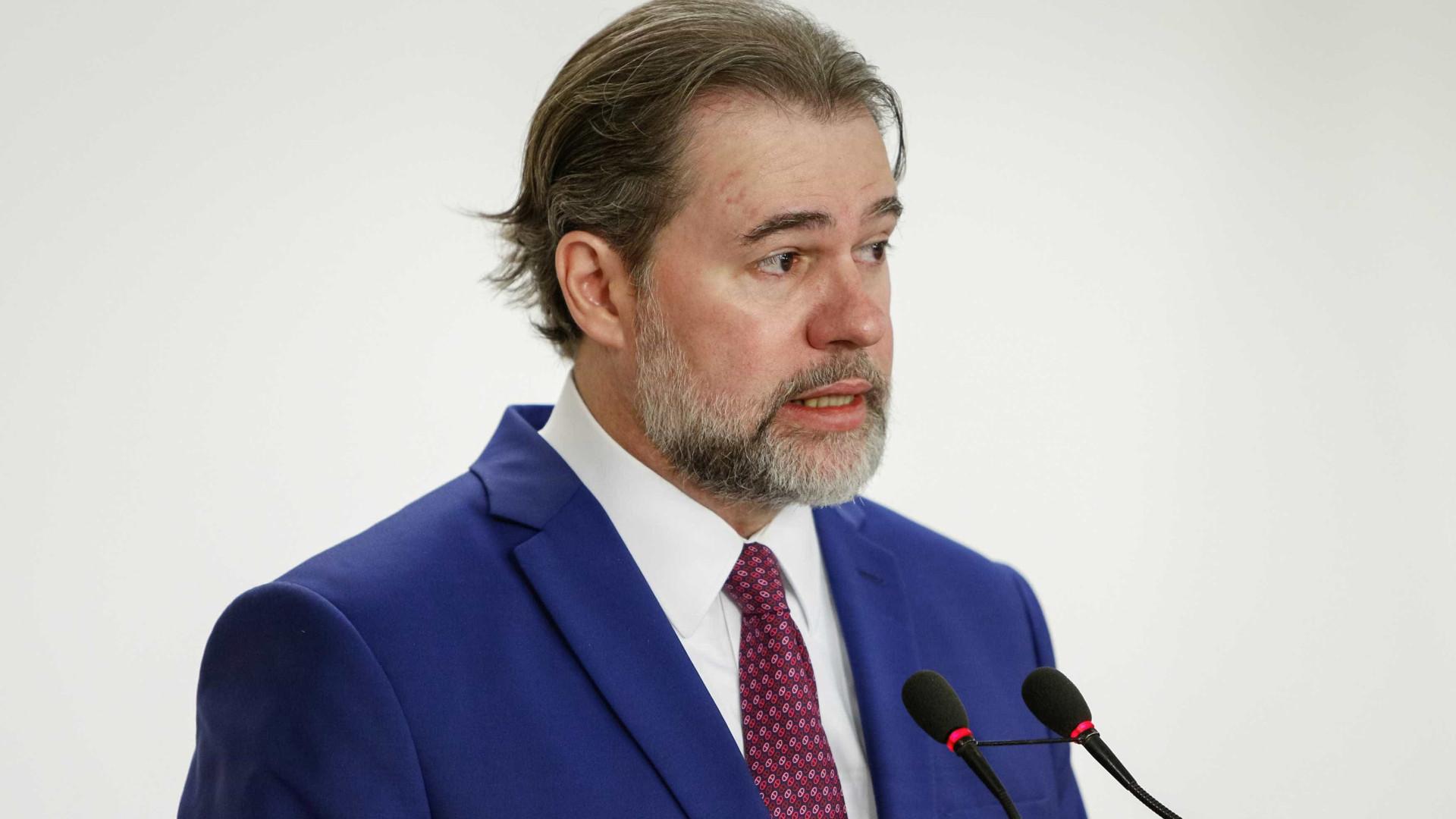 Toffoli: juiz de garantias dará mais imparcialidade ao Judiciário