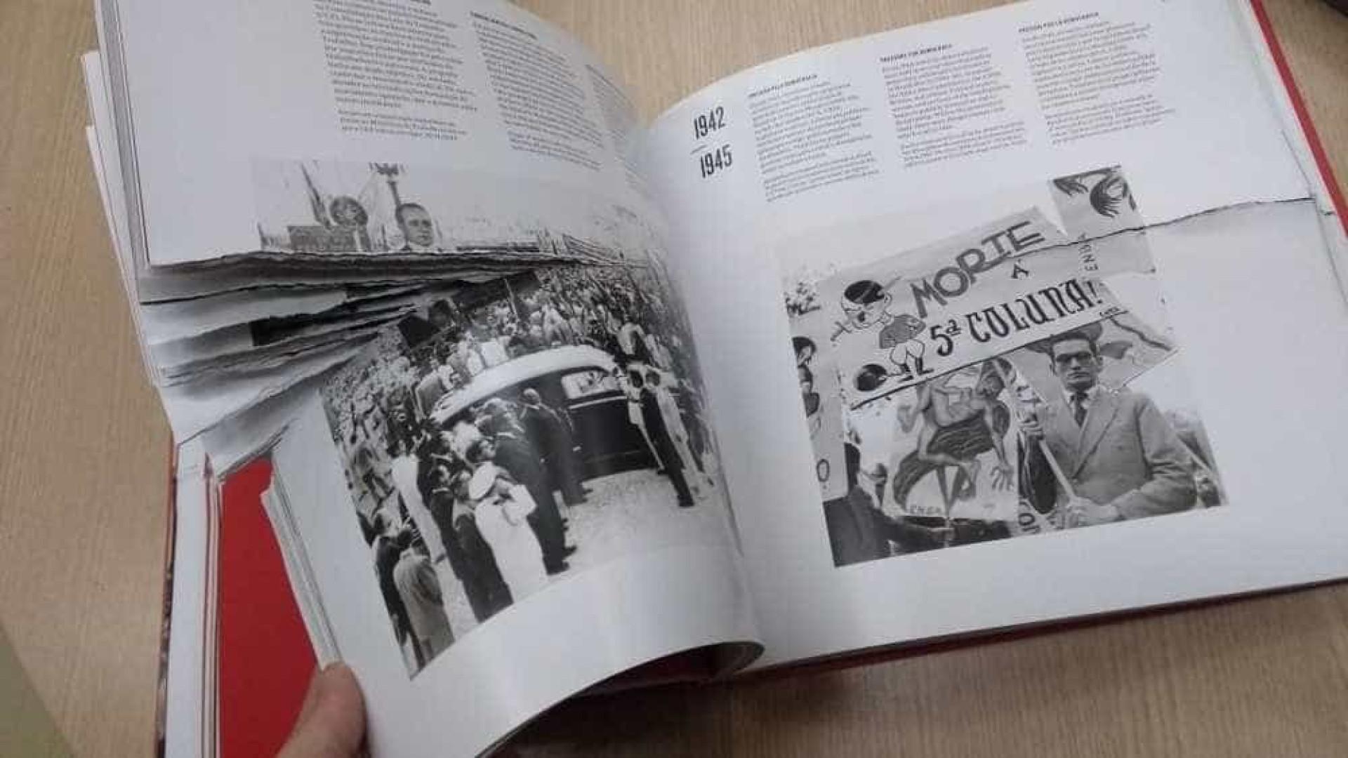 Livros sobre direitos humanos da biblioteca da UnB são danificados