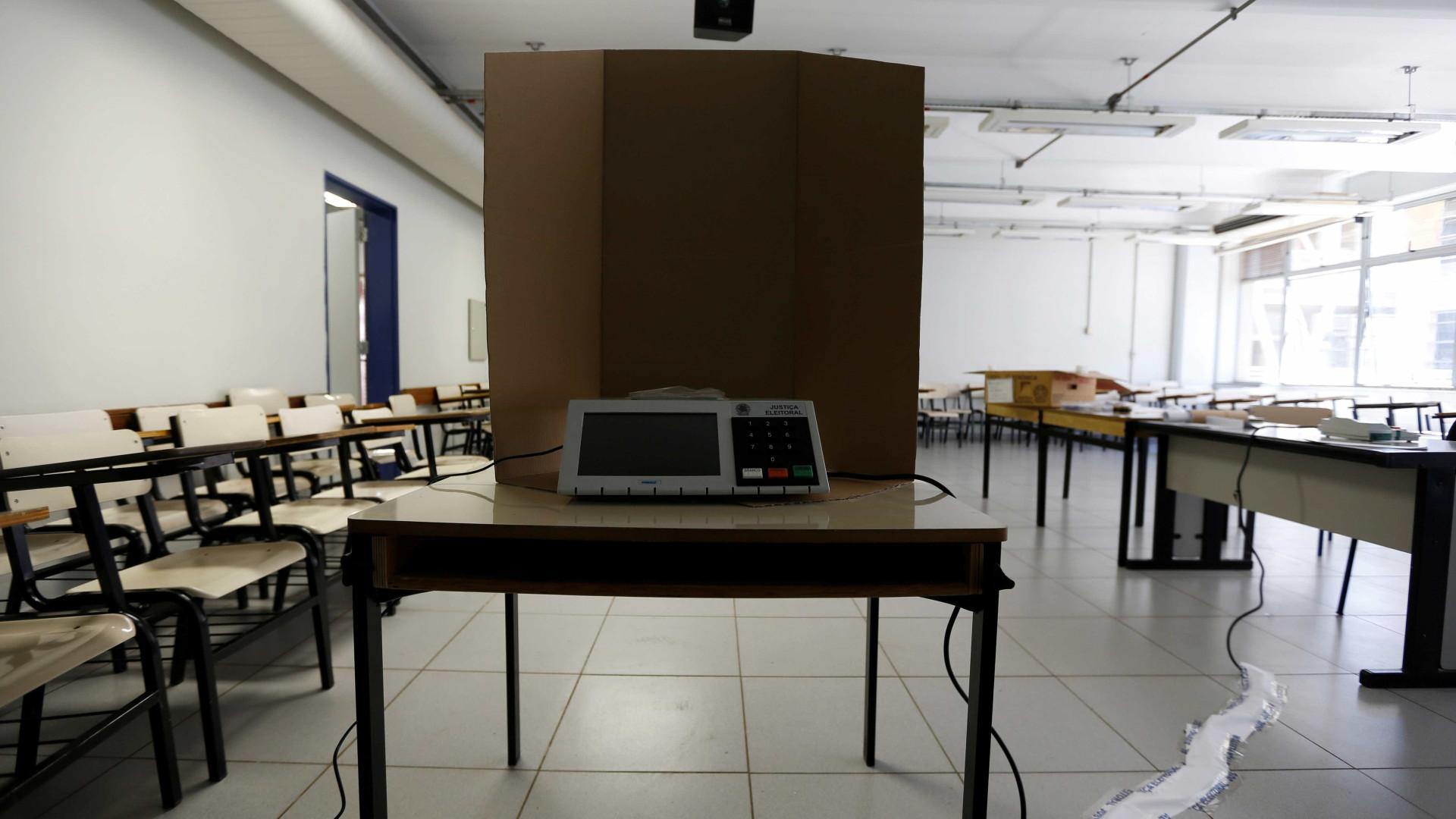 Votação no exterior já foi encerrada em 71 países