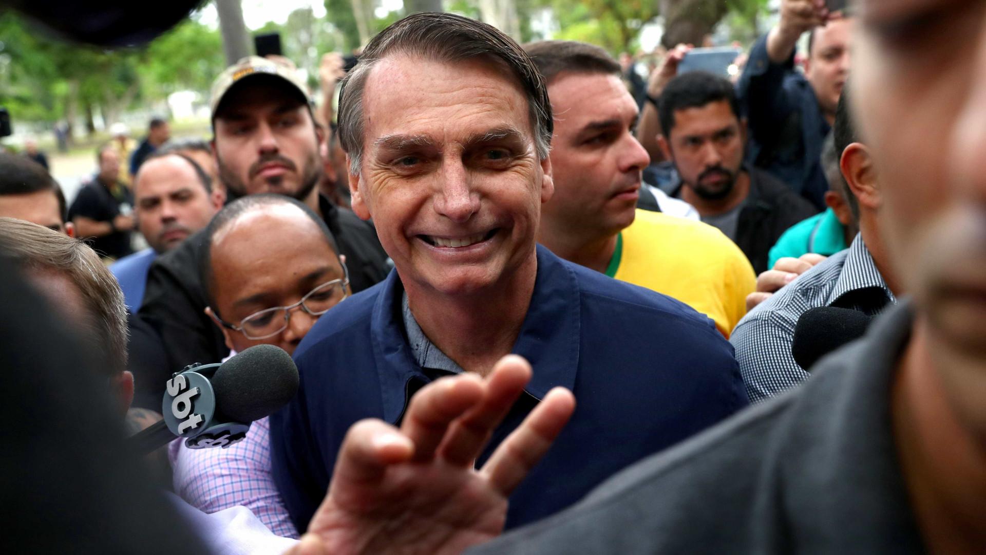 Declaração de Bolsonaro derruba Eletrobrás
