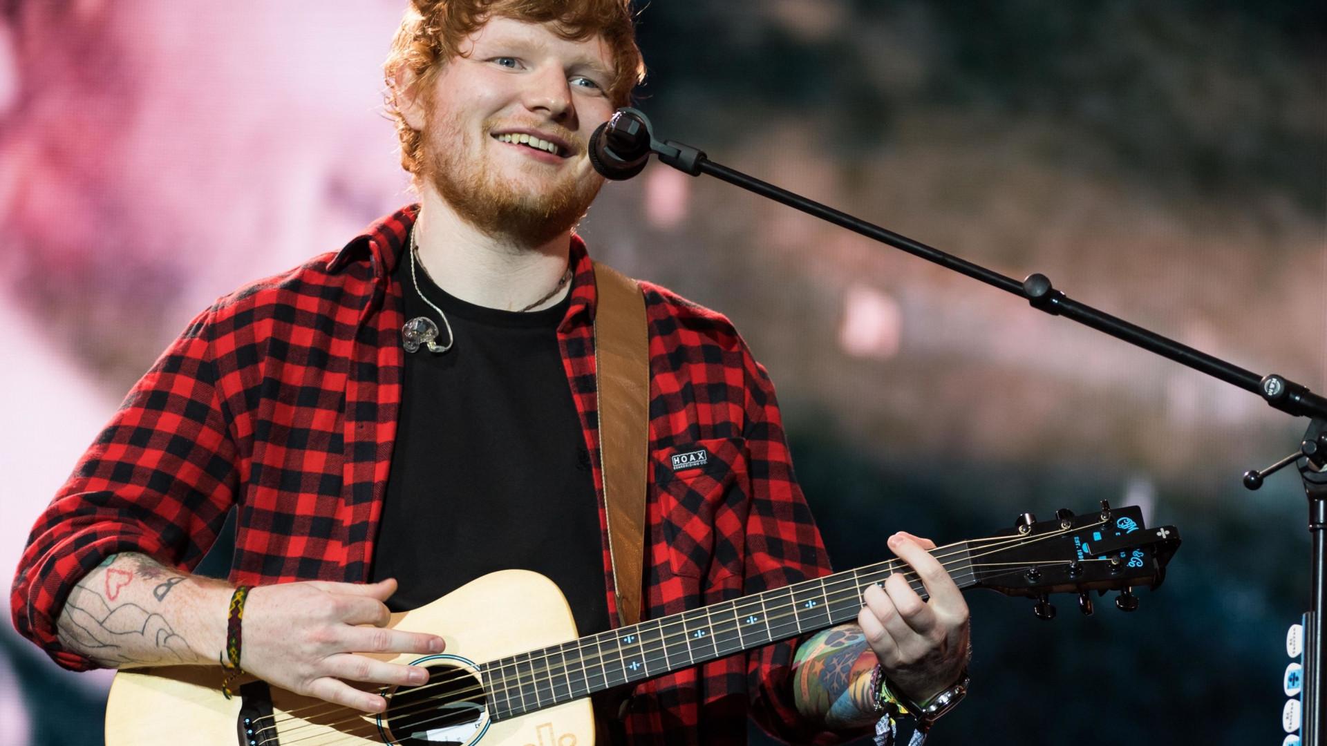 Ed Sheeran (quase) irreconhecível em casting antes de ser famoso