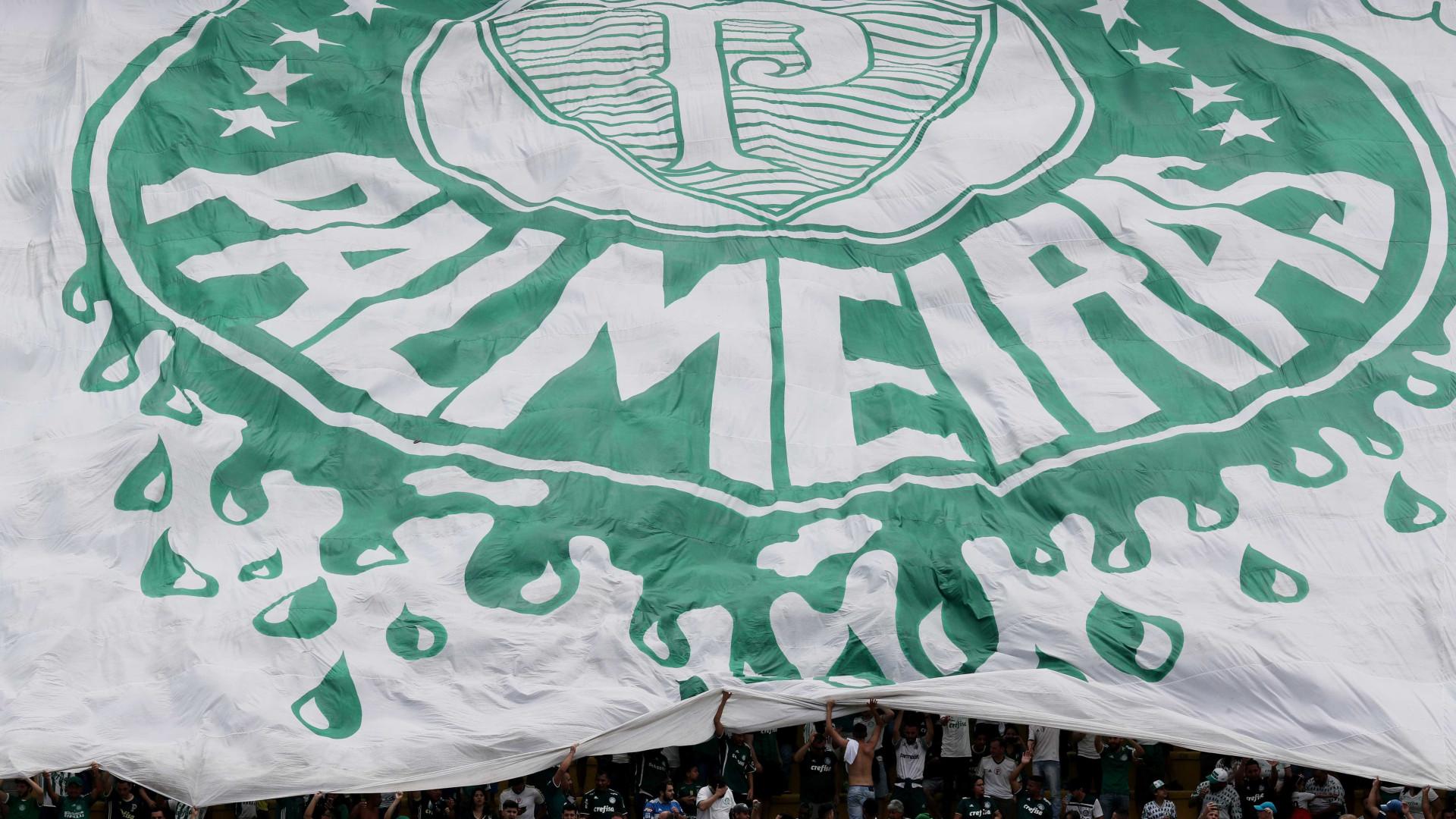 Reforço, Rony faz primeiro treino com o elenco do Palmeiras