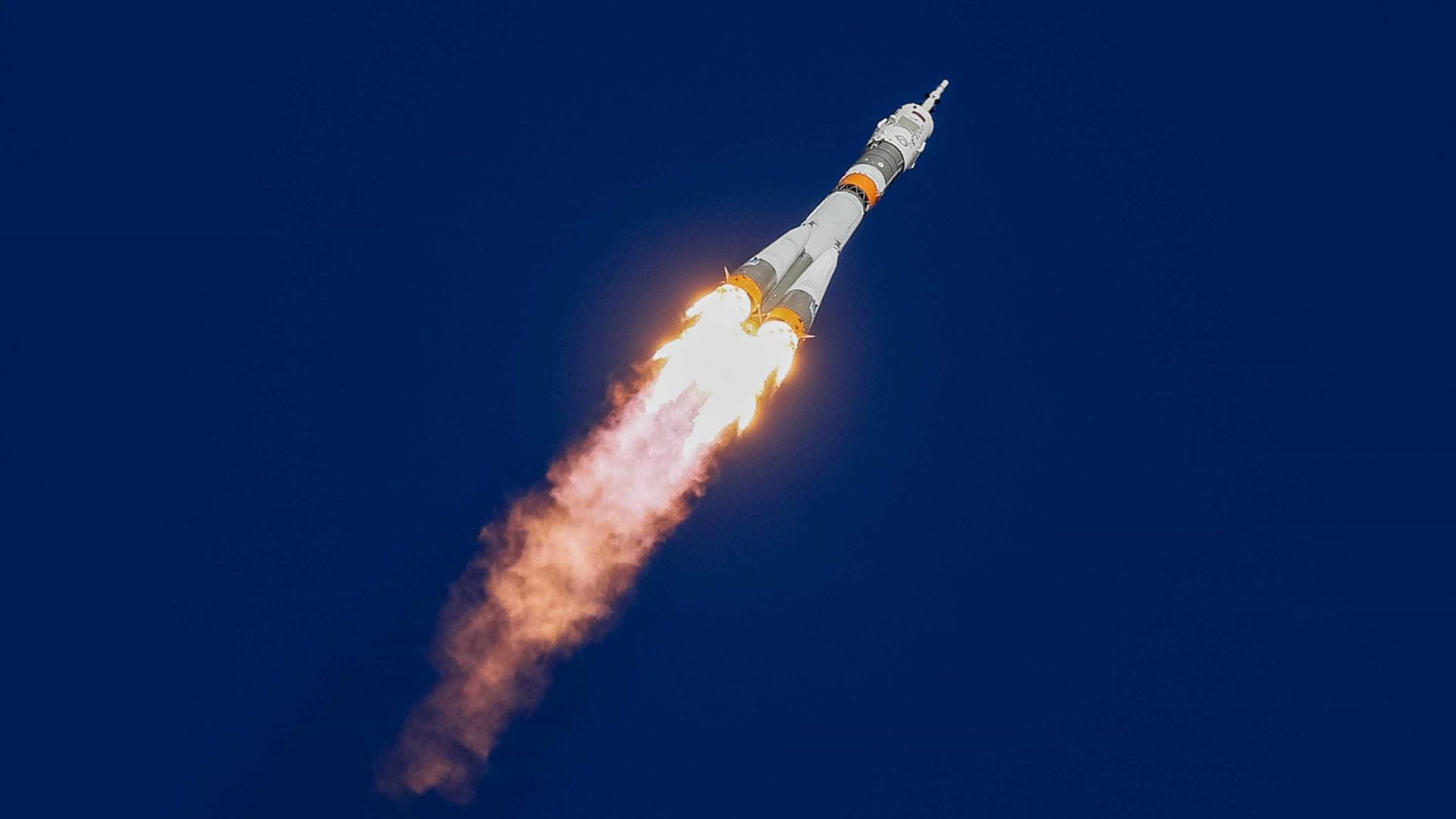 Falha na nave Soyuz pode suspender voos com seres humanos