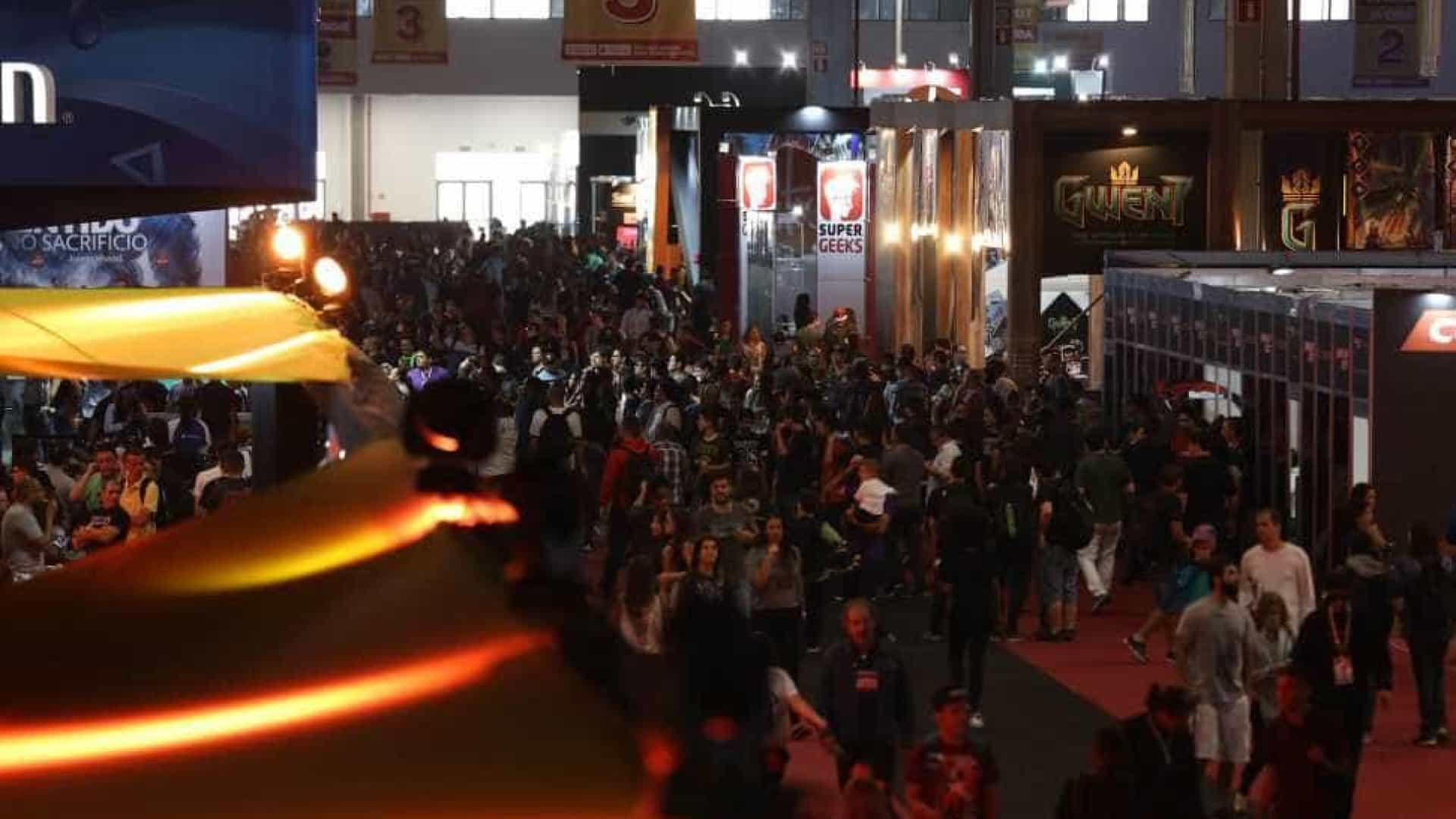 HyperX lança novos itens com iluminação RGB na Brasil Game Show 2018