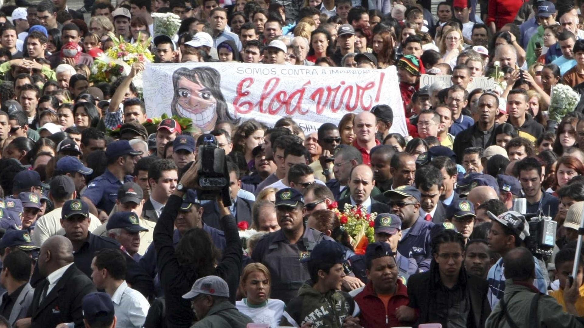 Justiça condena estado de SP a pagar R$ 150 mil a Nayara, amiga de Eloá