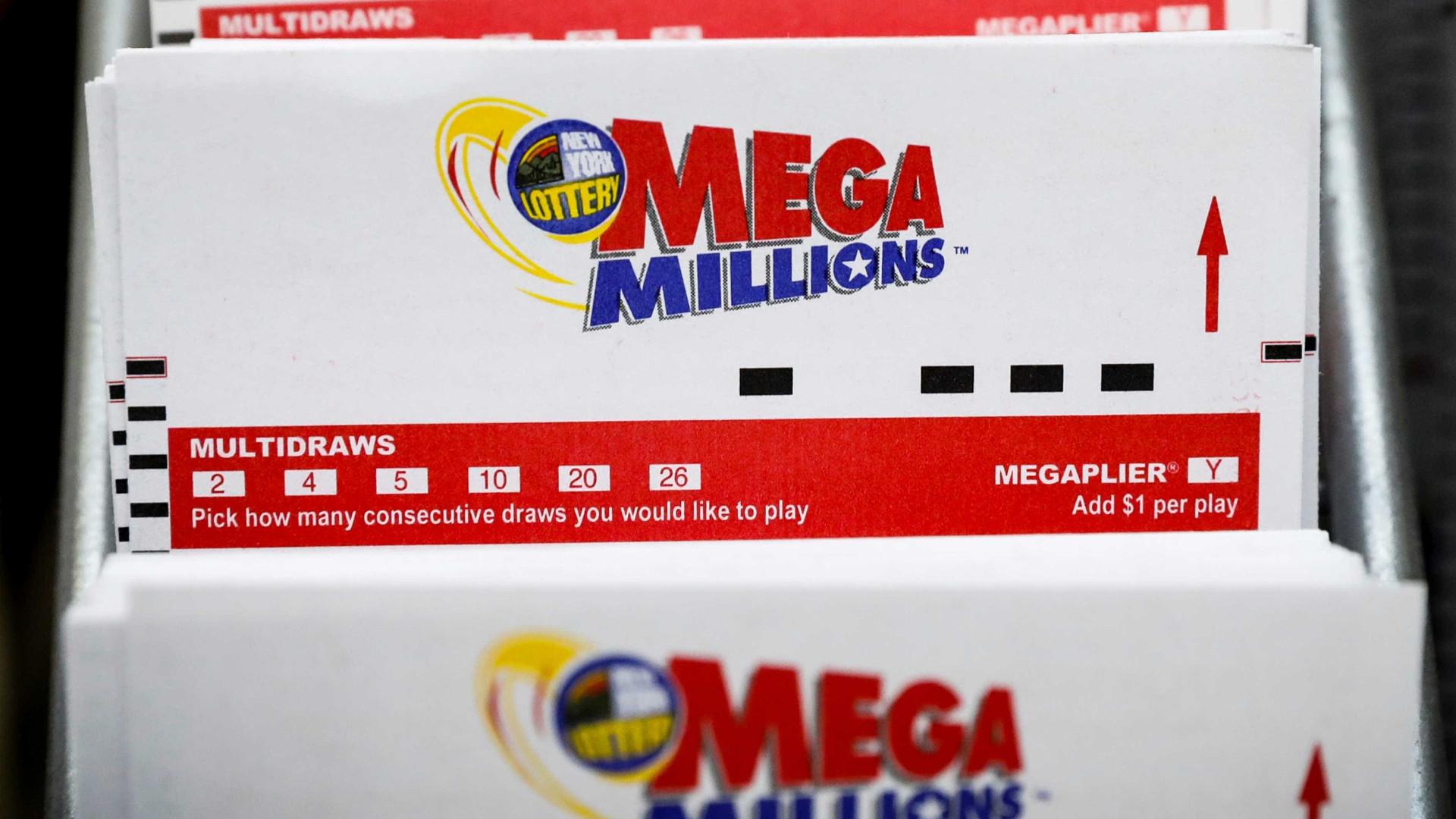 Prêmio da loteria Mega Millions chega a US$ 654 milhões nos EUA