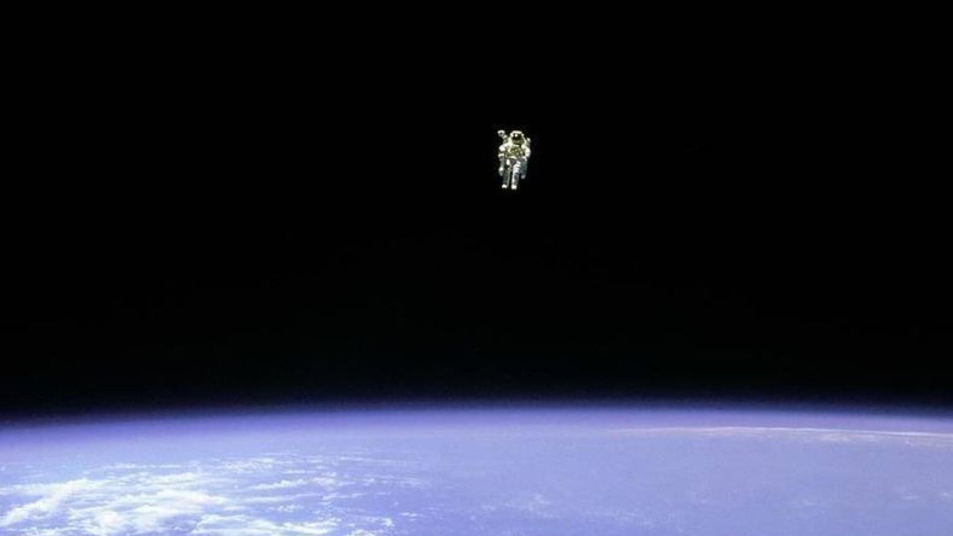 Turista espacial poderá 'passear' no Espaço em 2023