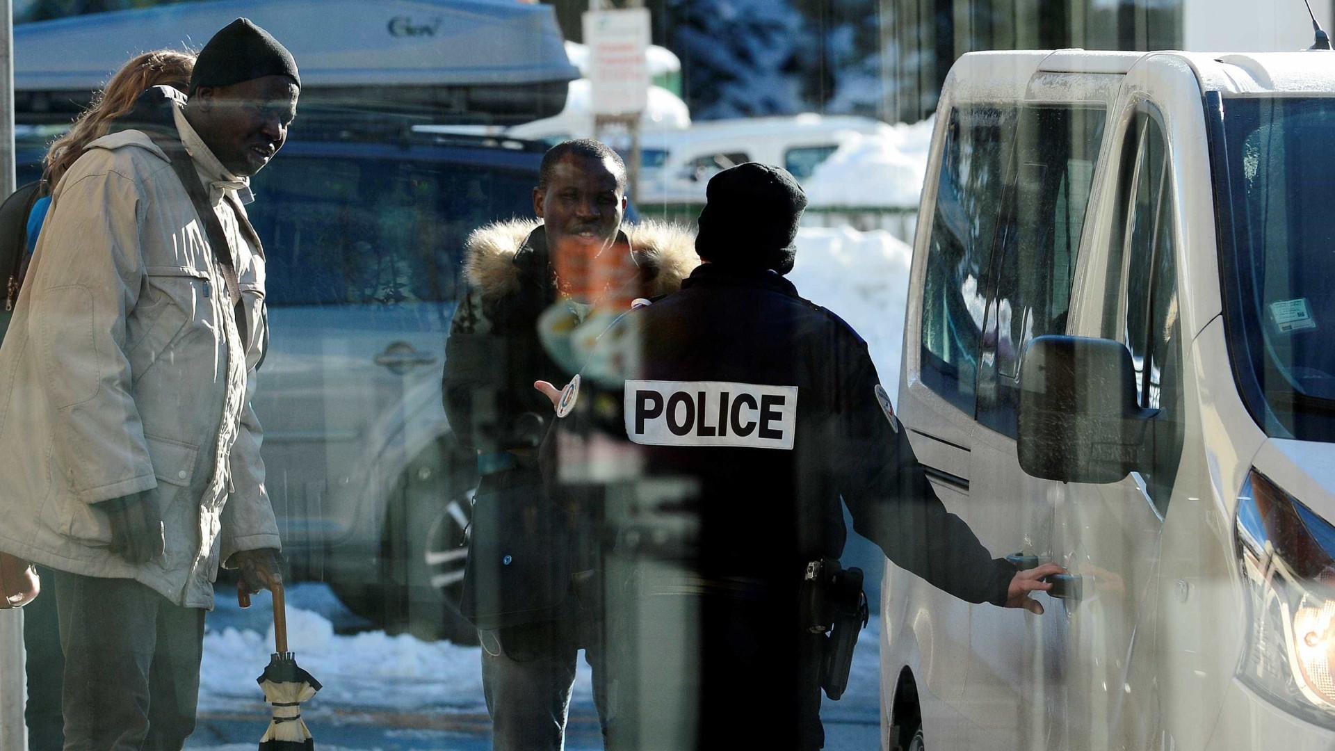 Itália acusa França de largar migrantes na fronteira