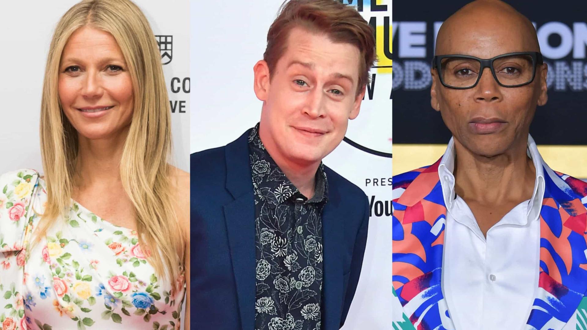 Você sabia que essas celebridades têm podcasts?