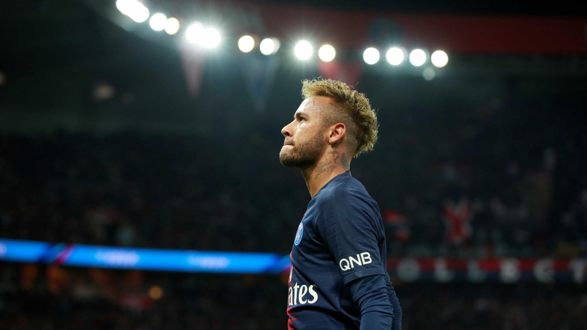 Vice do Barcelona nega interesse por retorno de Neymar