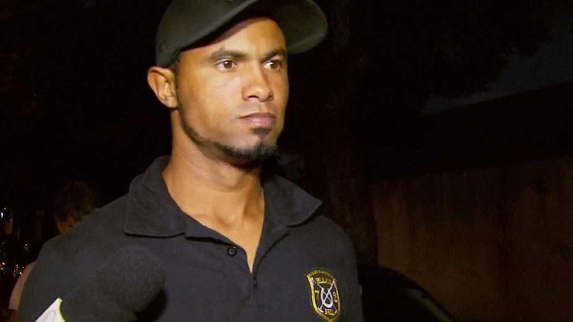 Torcedores do Operário-MT protestam contra contratação do goleiro Bruno