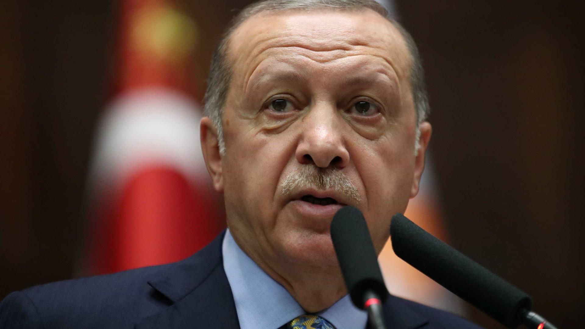 Presidente turco diz que morte de Khashoggi foi planejada