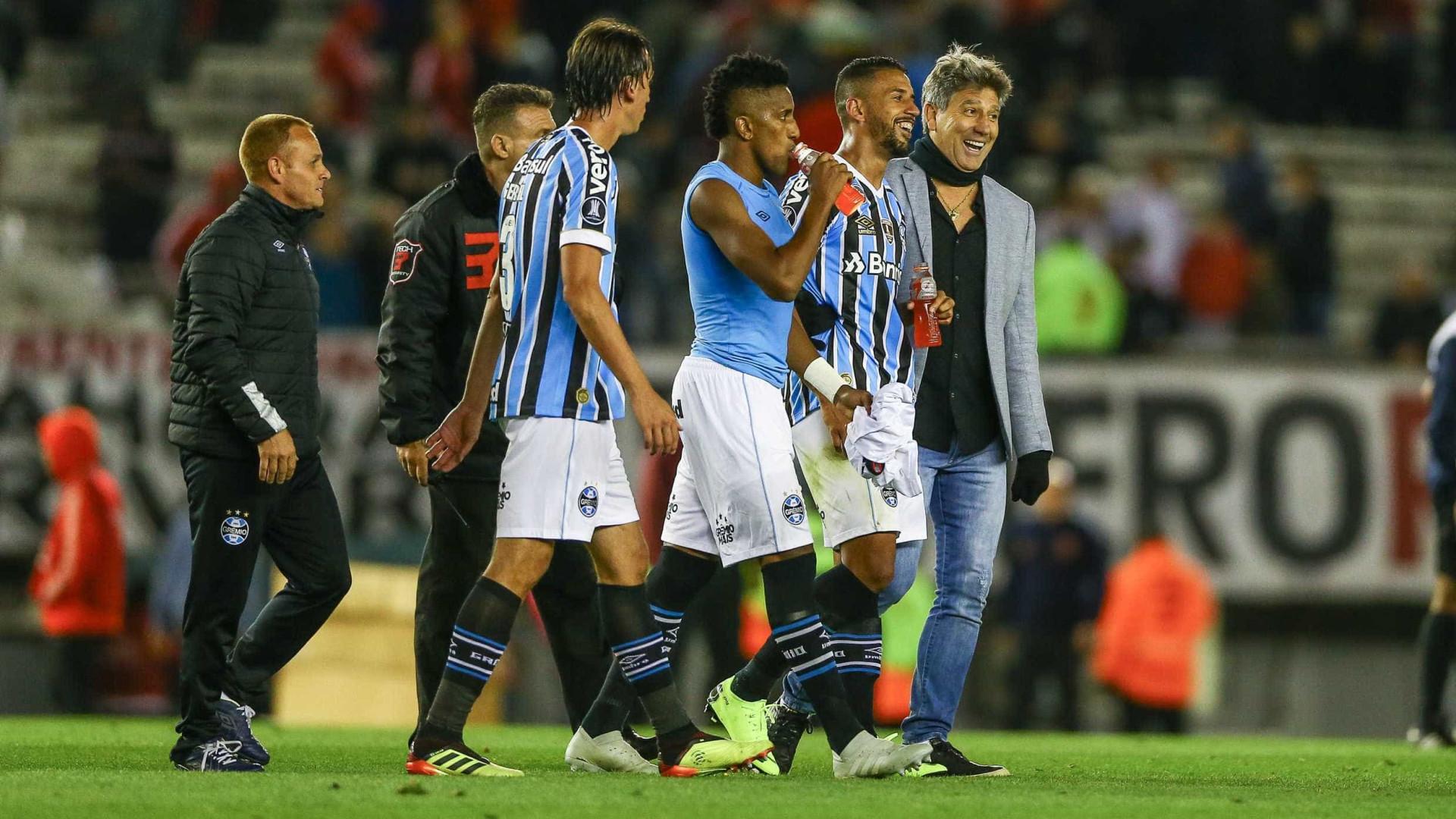 Sem Luan e Léo Moura, Grêmio encara São Paulo para manter vaga no G4