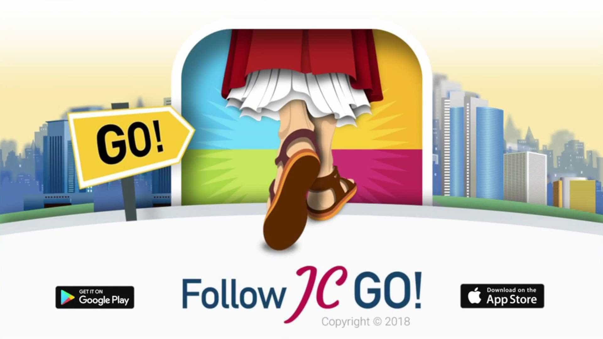 Conheça o 'FollowJC Go!', o 'Pokemon Go!' do mundo católico