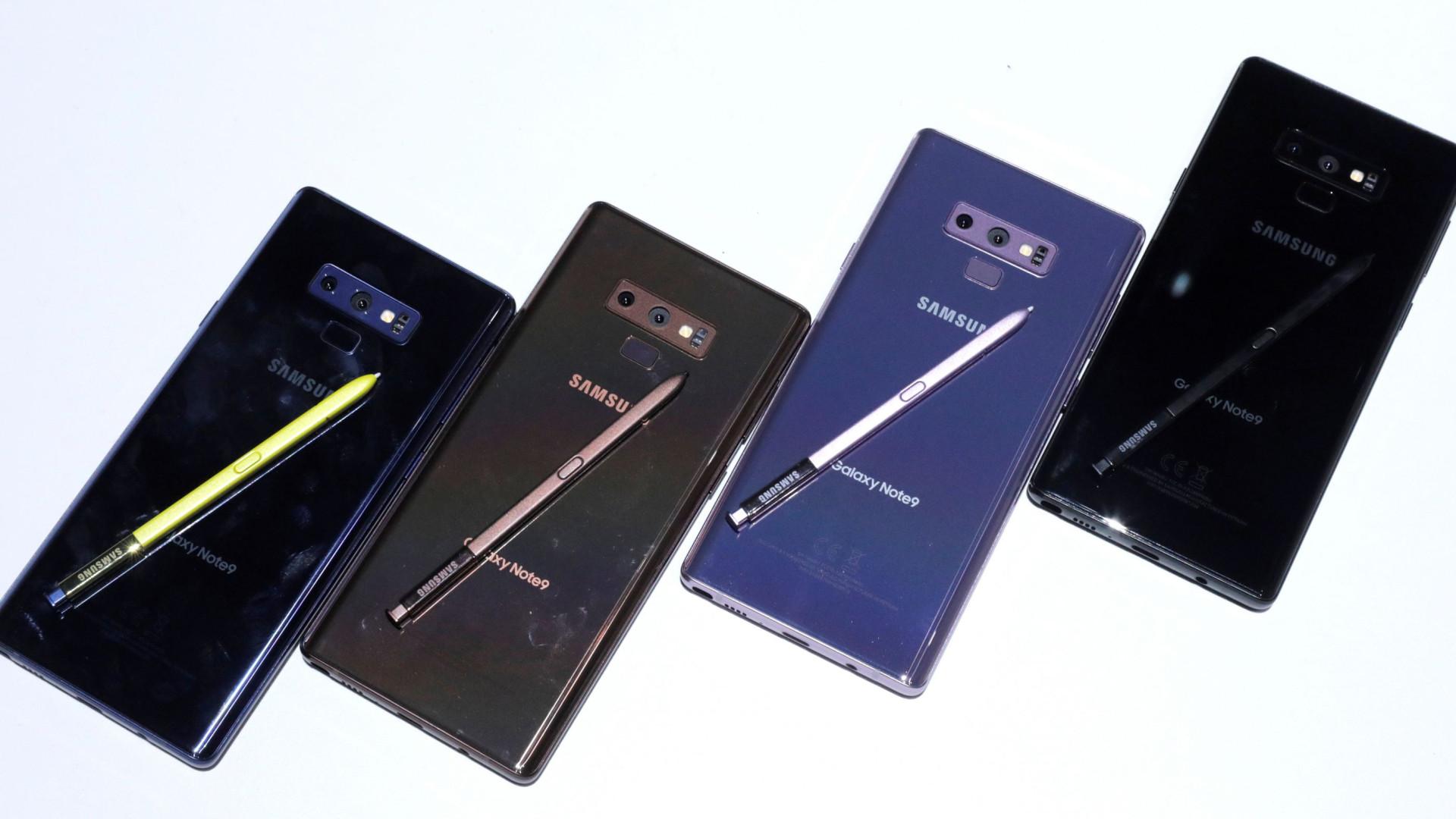 Samsung pode lançar versão 'Pro' do Galaxy Note 10