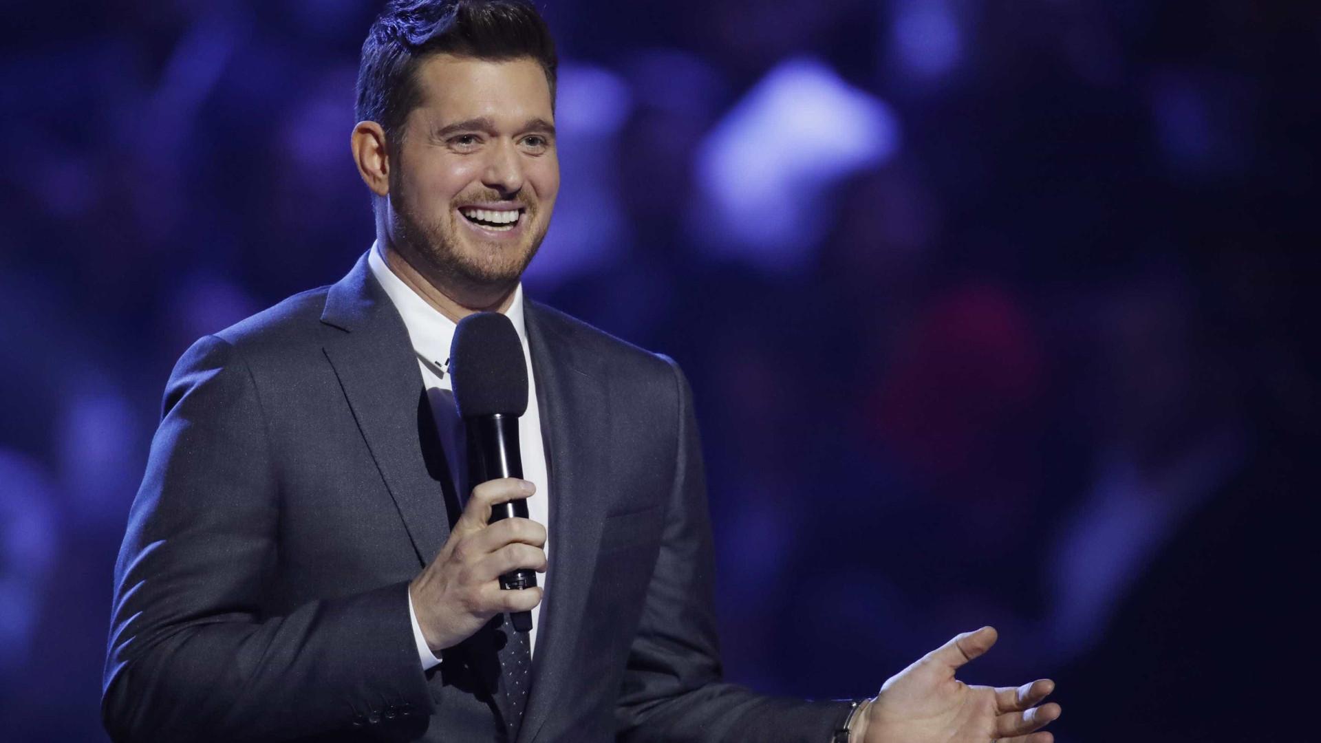 Michael Bublé confirma 3 shows no Brasil em 2020