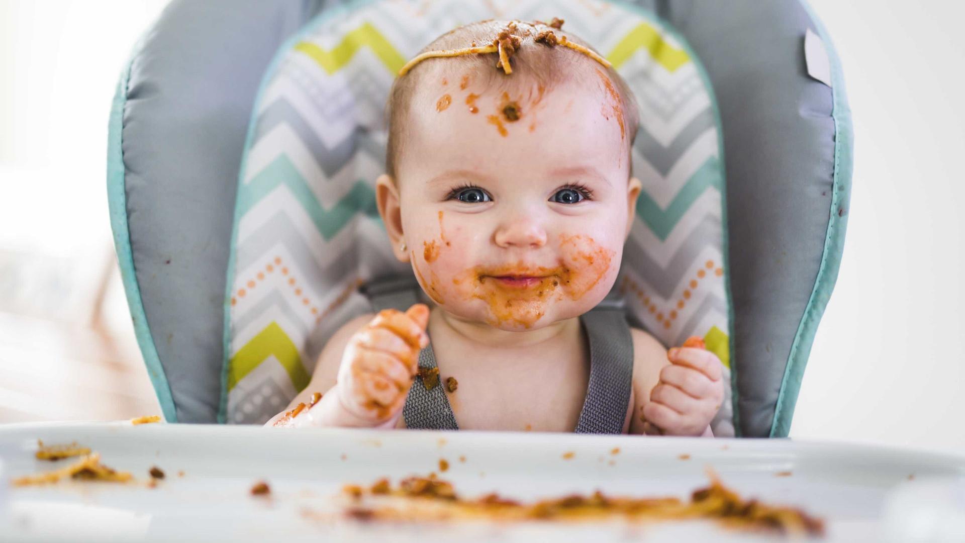 Saiba o melhor jeito de fazer comida saudável para o seu bebê