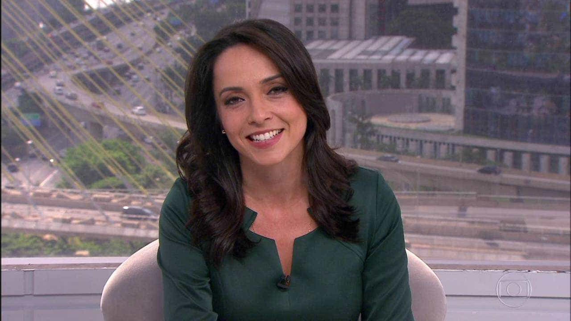 Apresentadora é dispensada pela Globo ao voltar de licença médica