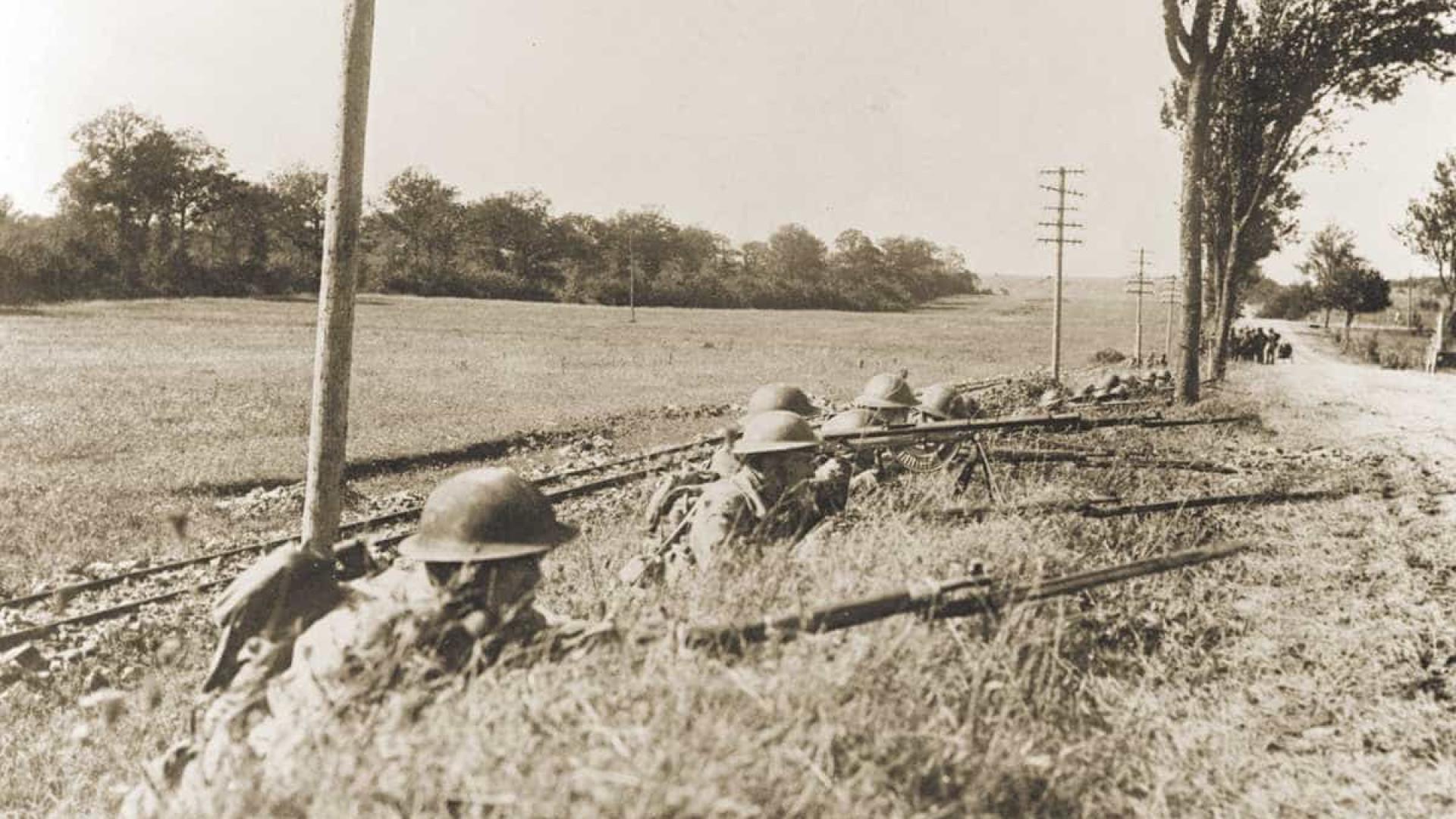 Encerrada há um século, Primeira Guerra extinguiu impérios