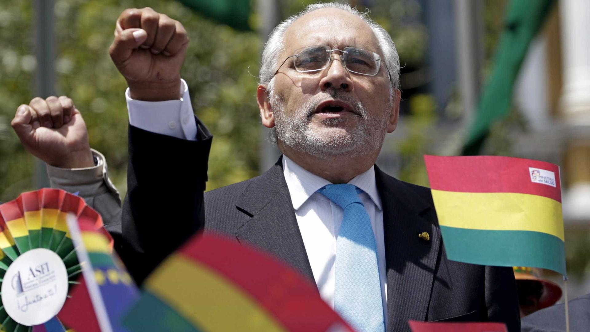 Comissão investiga ex-presidente boliviano sobre a Lava Jato