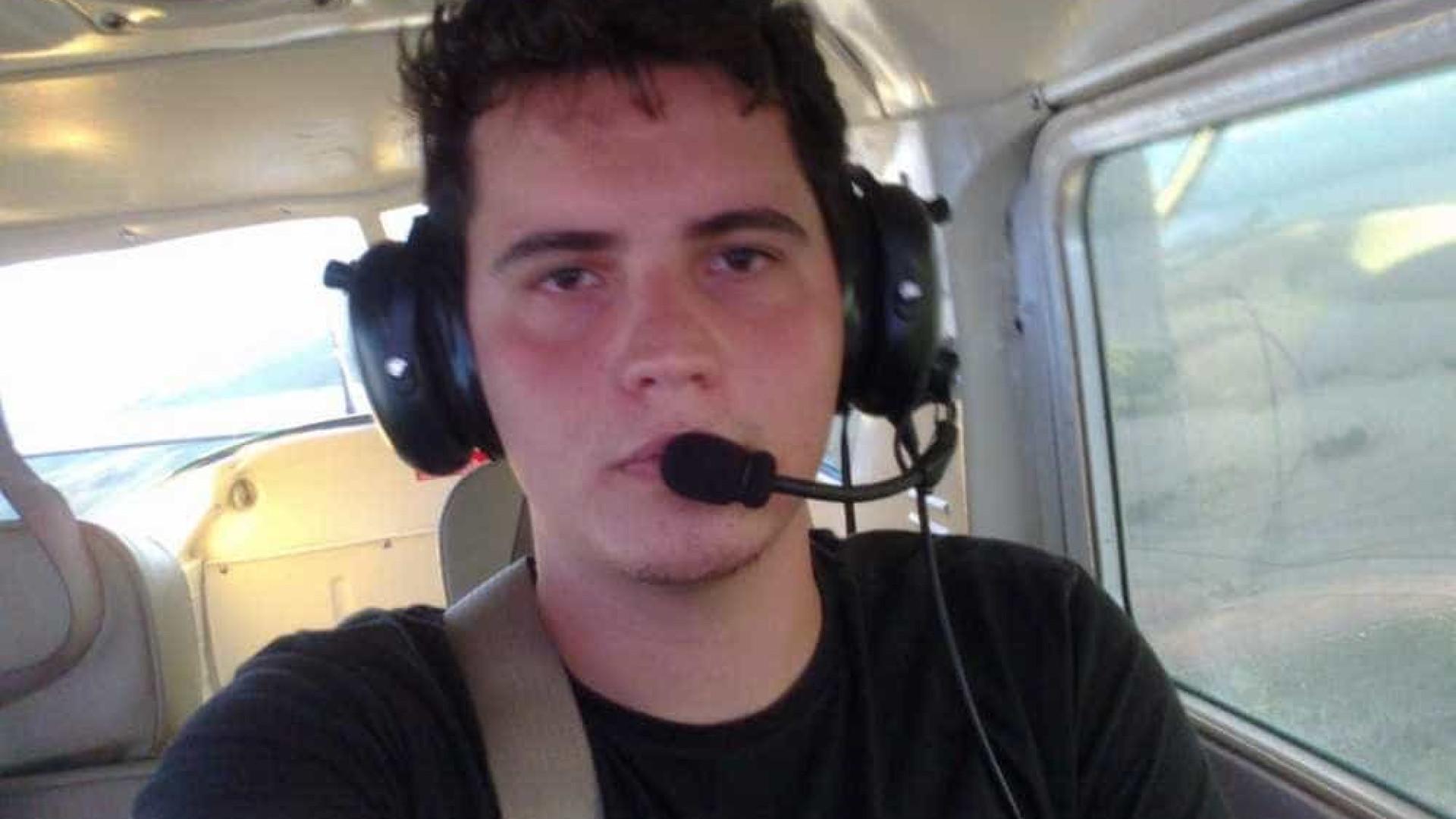 Piloto que sobreviveu em MT faz plástica no corpo, rosto e mãos