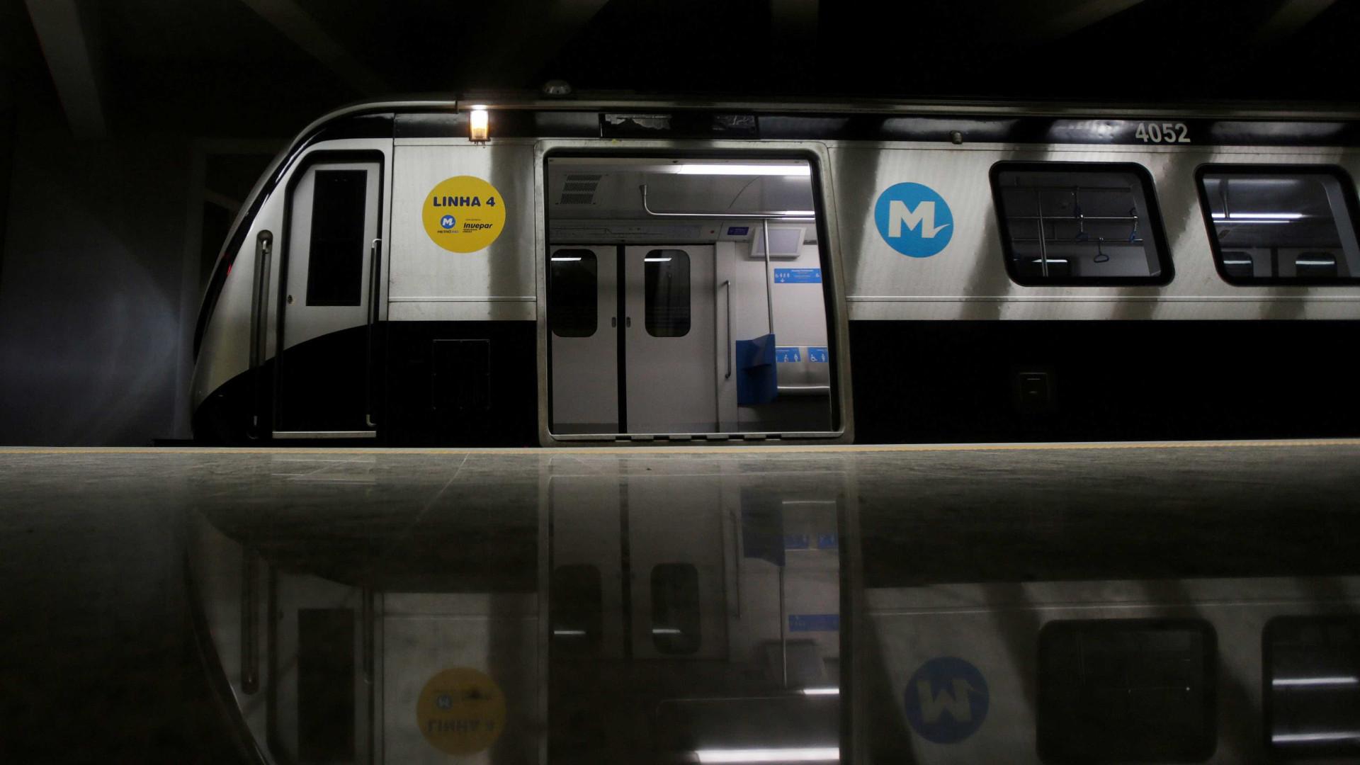 Procurador suspeito de receber propina por obra de metrô do Rio é preso