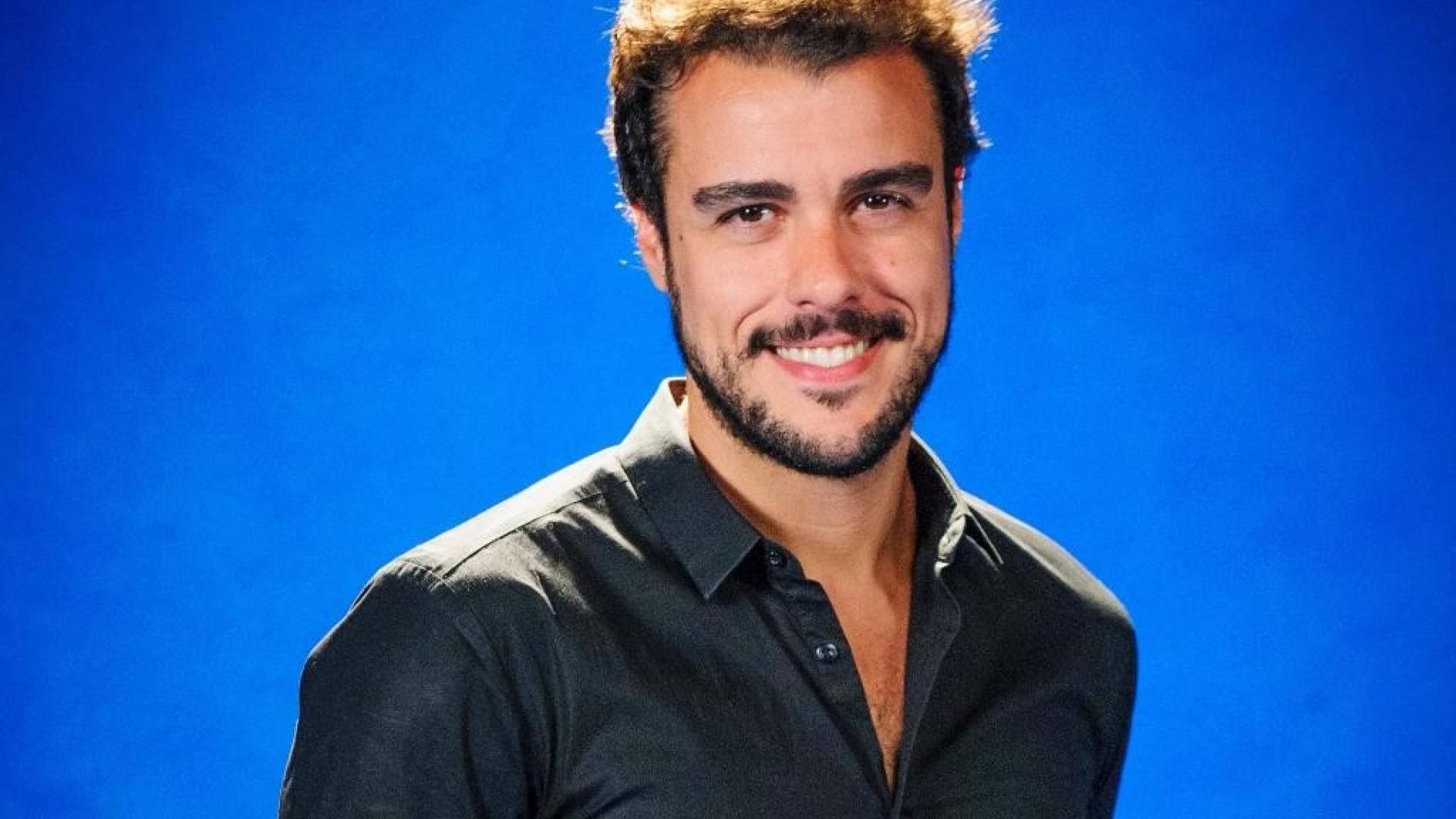 Joaquim Lopes anuncia que vai ser pai de gêmeas: 'Tranquilidade absolutamente insana'