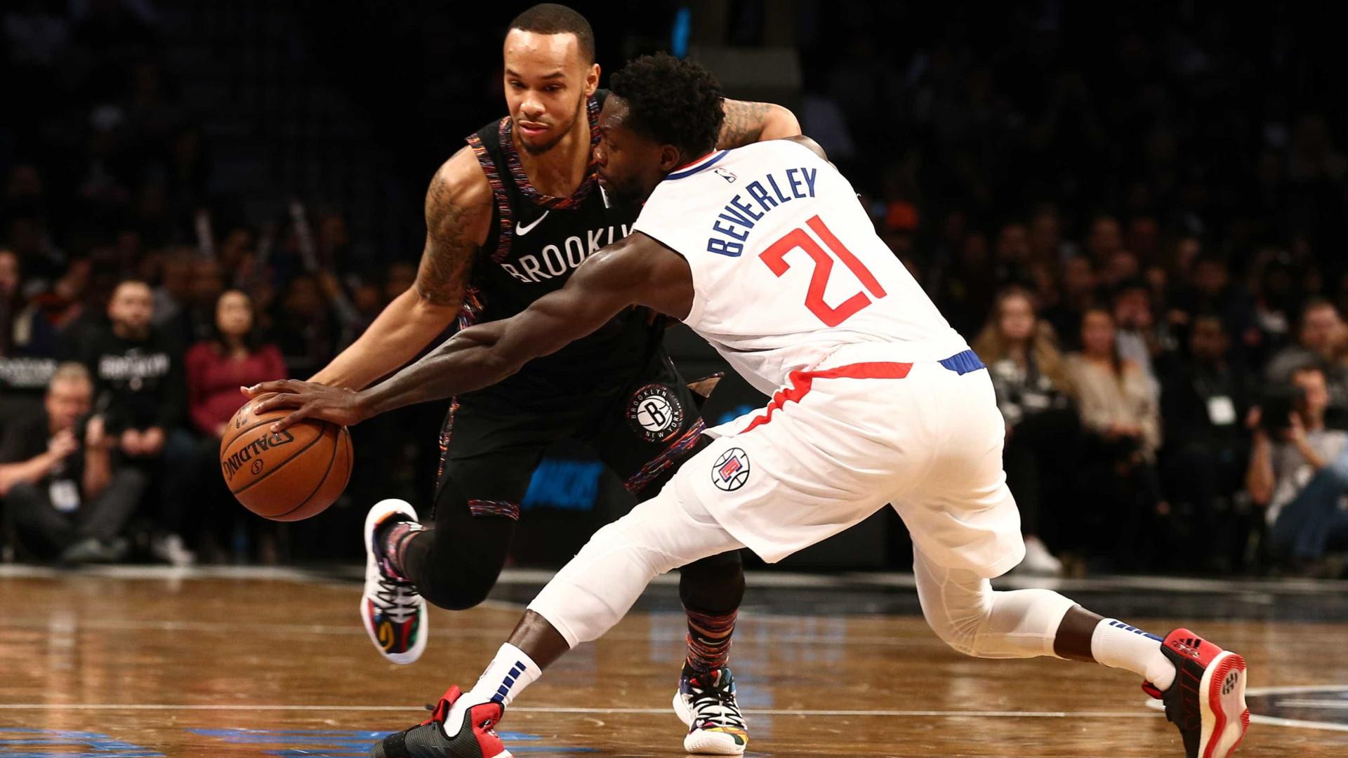 Fora de casa, Clippers vence o Nets na NBA; Pacers bate o Hawks