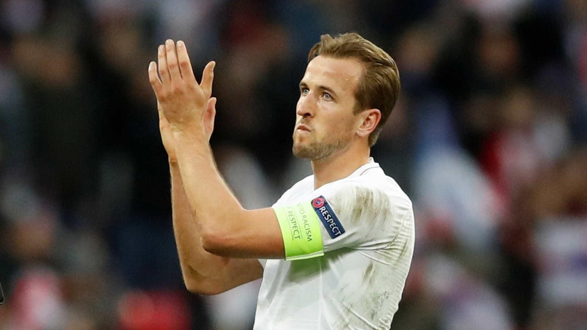Inglaterra vira no fim, rebaixa a Croácia e vai à semifinal da Liga