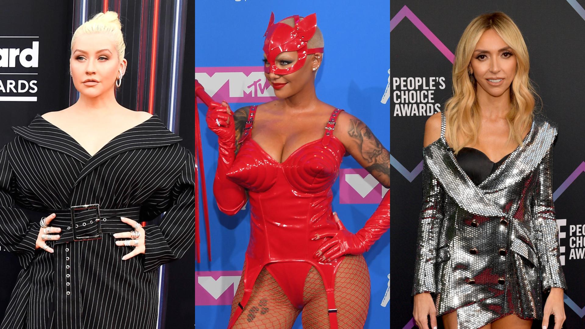Looks polêmicos! Confira a escolha das celebridades em 2018
