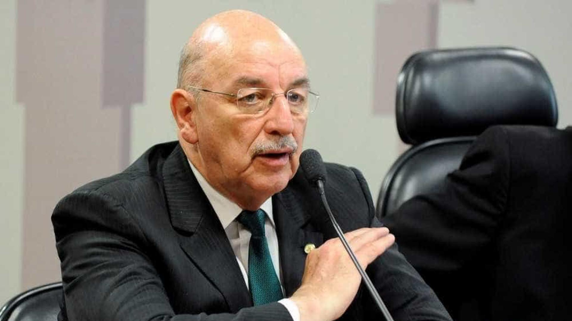 Relator da CPI, Renan chama Osmar Terra de 'líder do negacionismo'