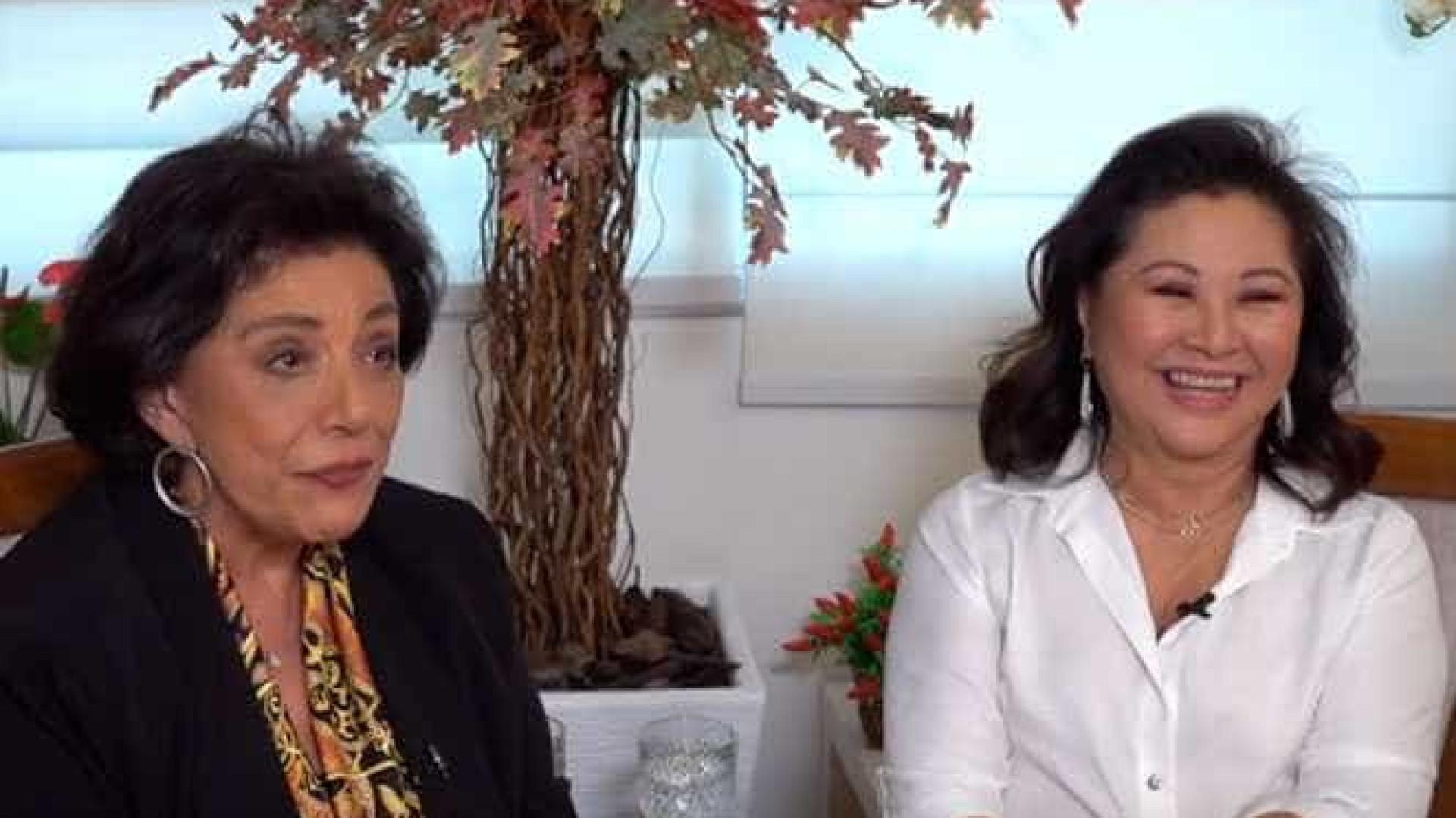 Mãe e sogra de Sabrina falam sobre expectativa da chegada de Zoe